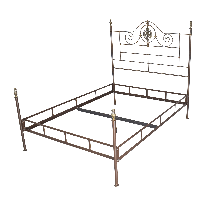 Openwork Queen Bed price