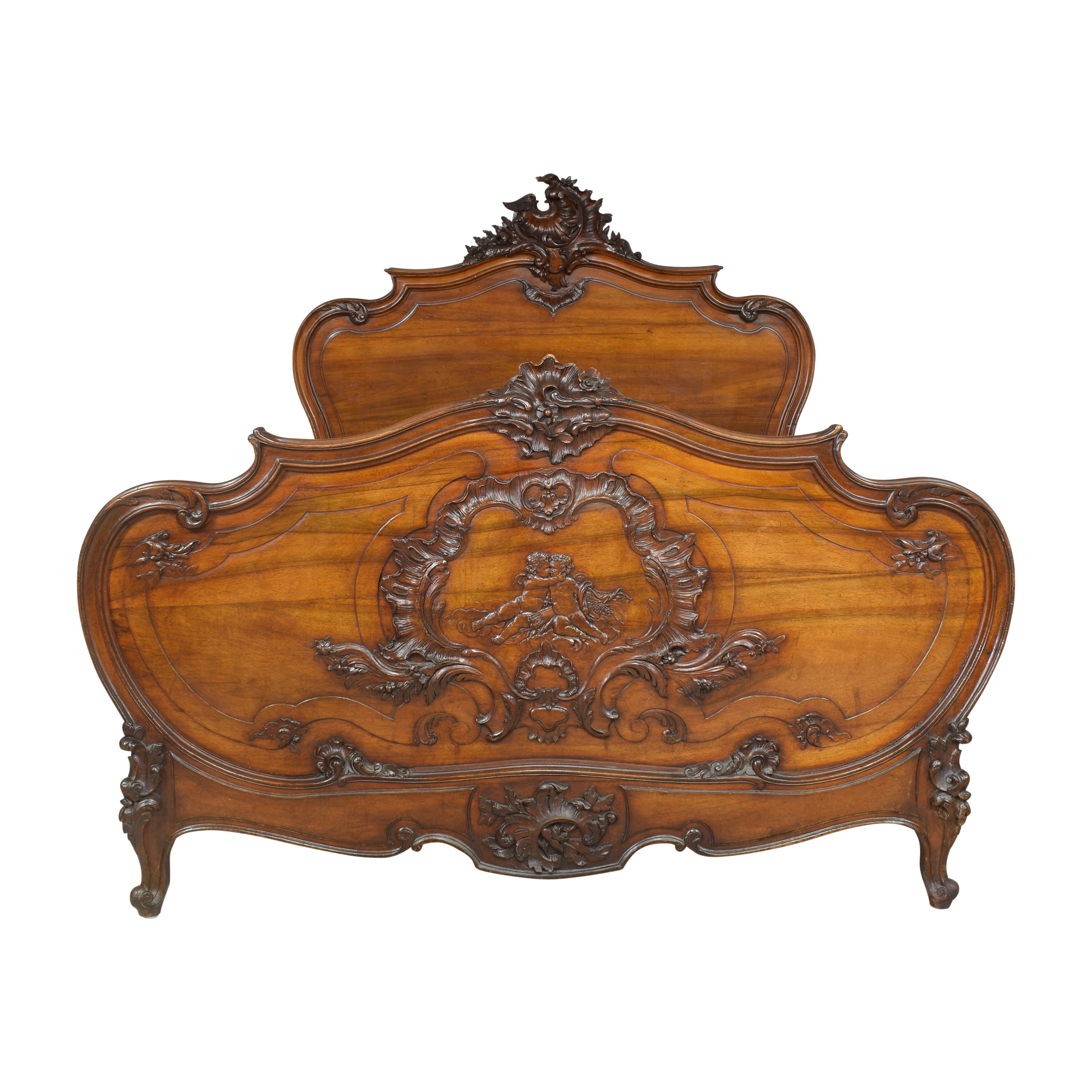 Paramount Antiques Paramount Antiques Louis XV Full Bed coupon