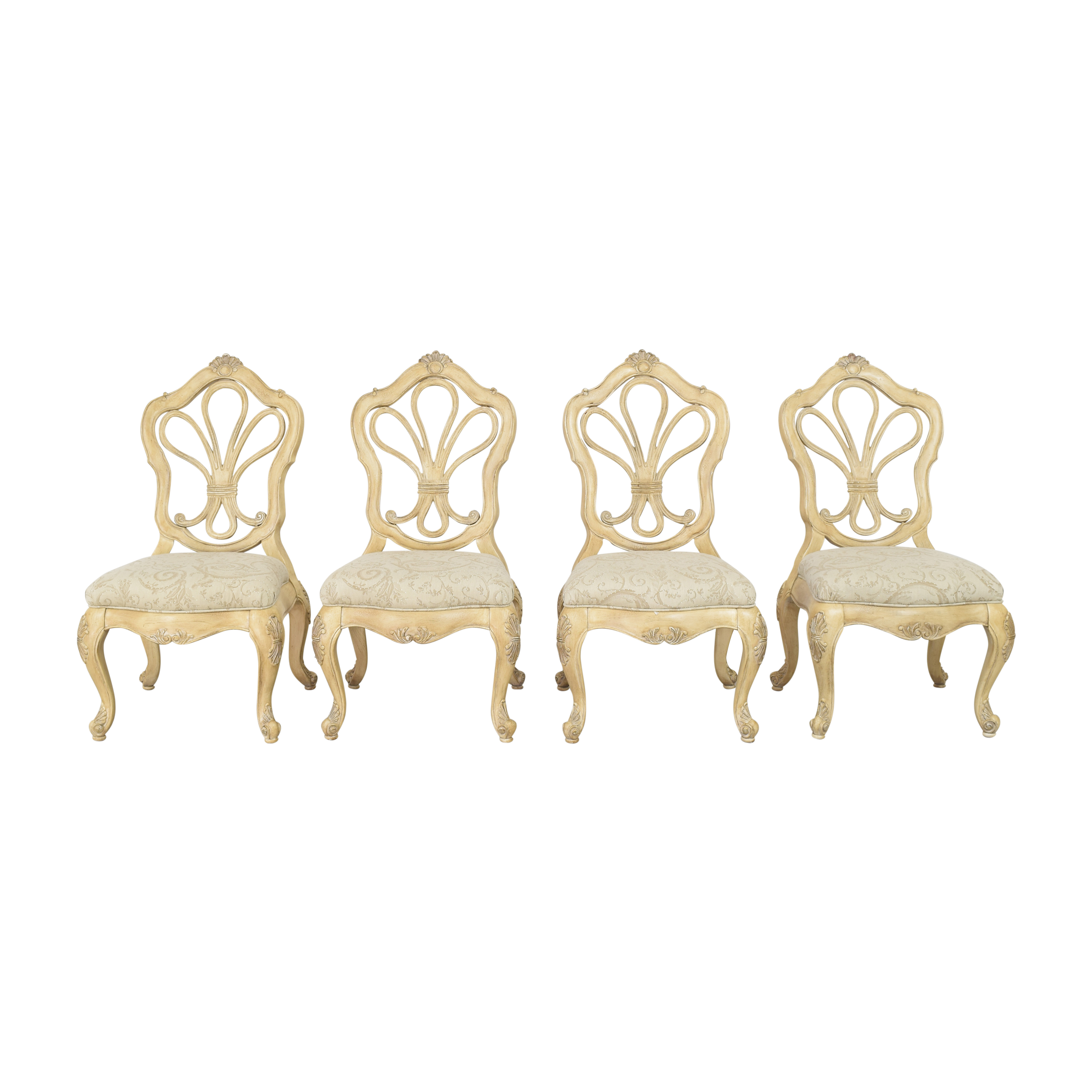 Schnadig Schnadig Upholstered Dining Chairs Dining Chairs