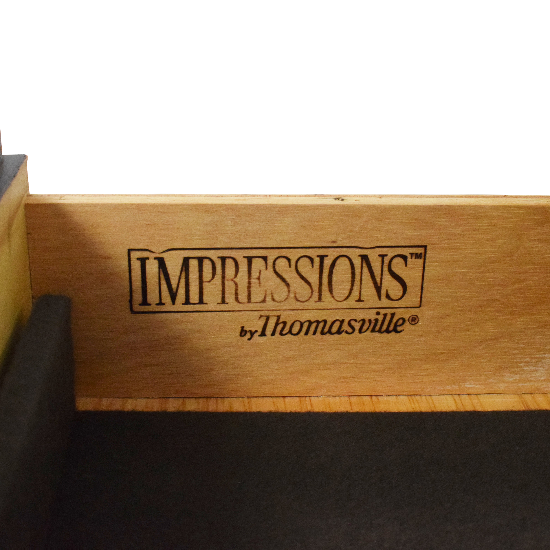 Thomasville Thomasville Impressions Flip Top Server used