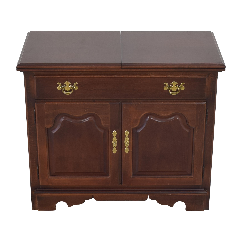 shop Thomasville Impressions Flip Top Server Thomasville Cabinets & Sideboards