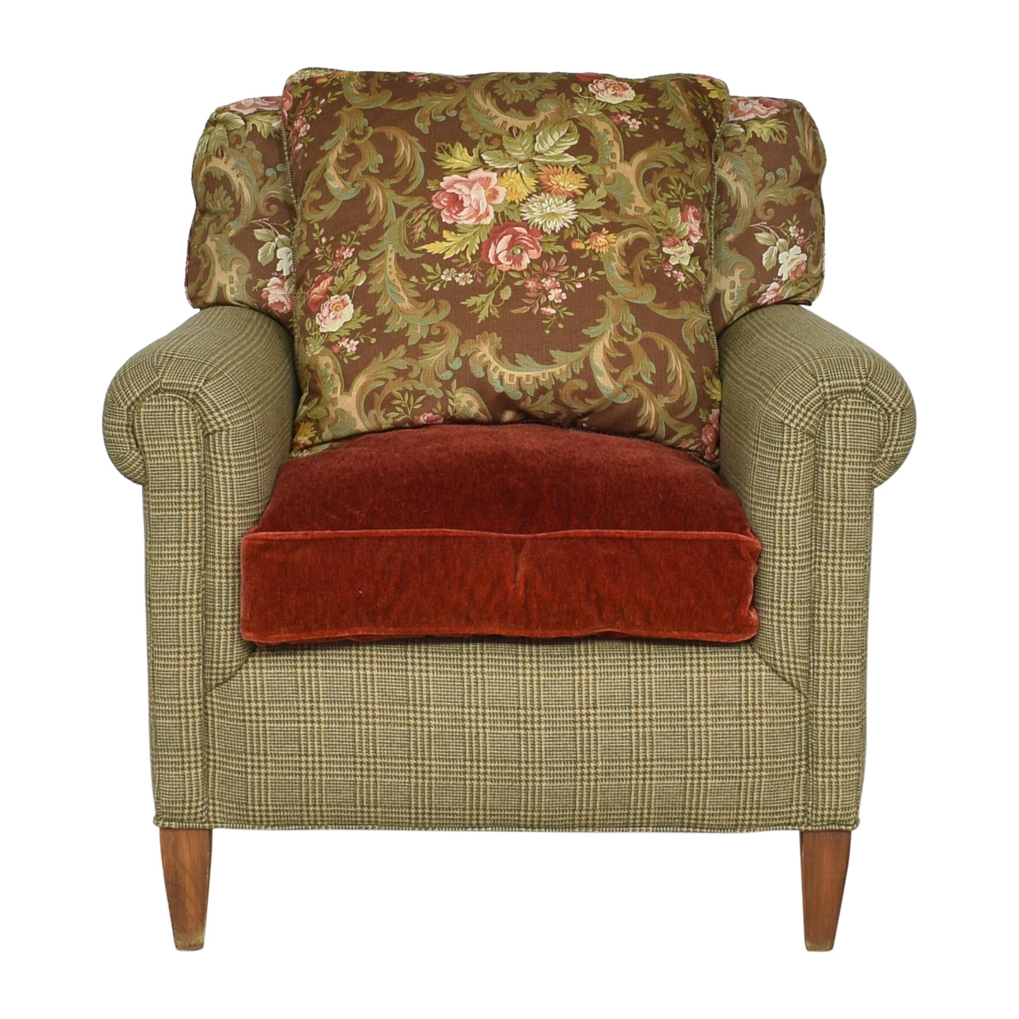 shop Stoneleigh Ltd Stoneleigh Ltd Roll Arm Chair online