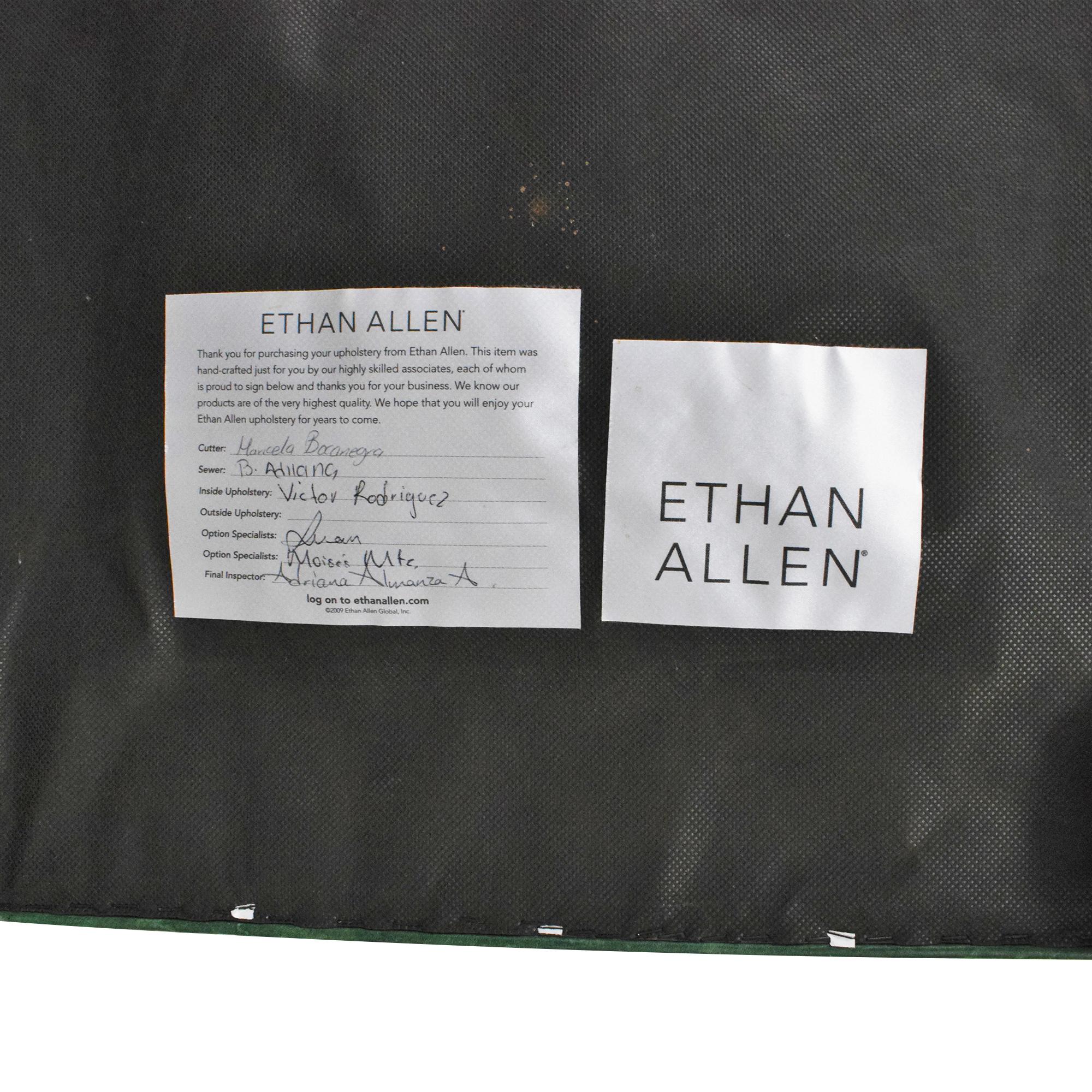 Ethan Allen Ethan Allen Corbin Ottoman ma