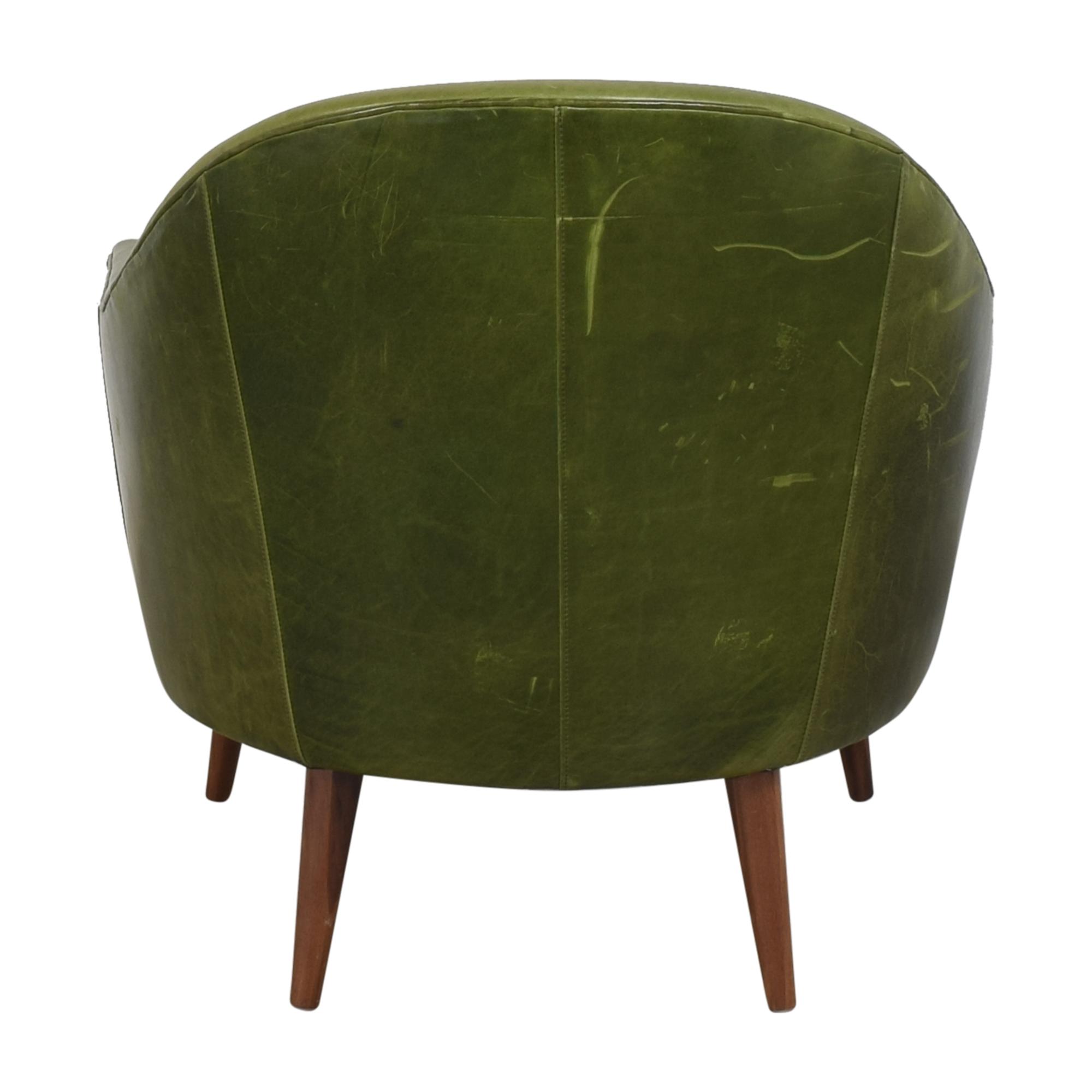 Crate & Barrel Crate & Barrel Modern Accent Chair second hand