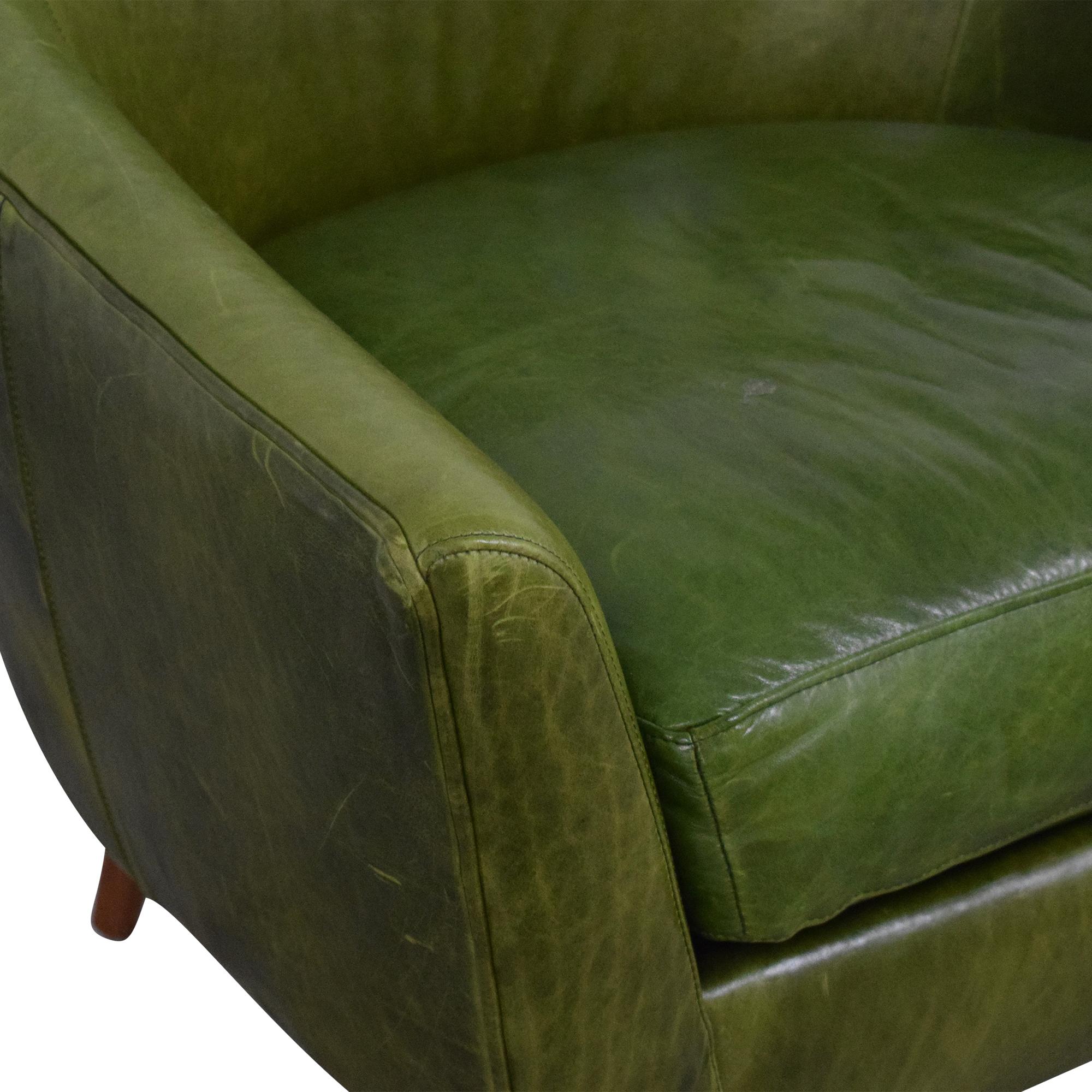 Crate & Barrel Crate & Barrel Modern Accent Chair ma