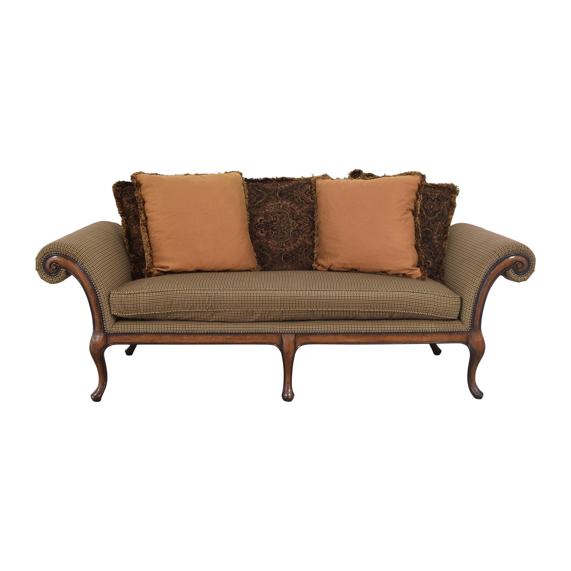 Lexington Furniture Lexington Furniture Roll Arm Sofa for sale