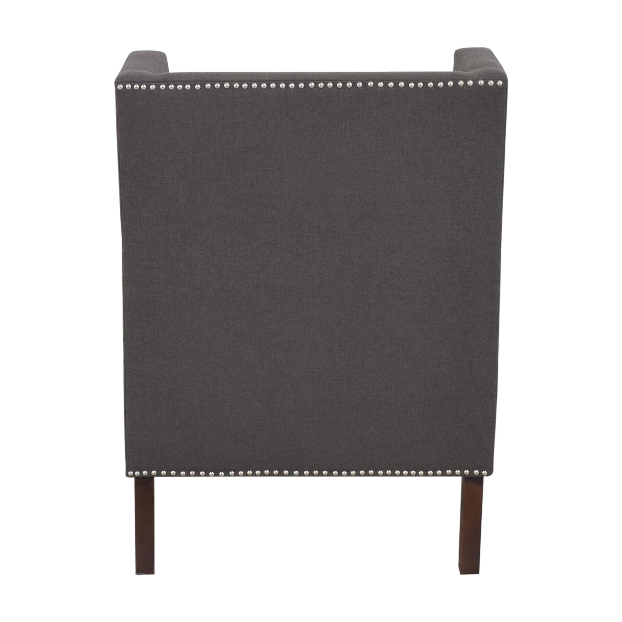 E&E Co. Wingback Arm Chair E&E Co
