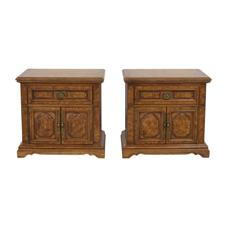 Unique Furniture Unique Furniture One Drawer Nightstands for sale