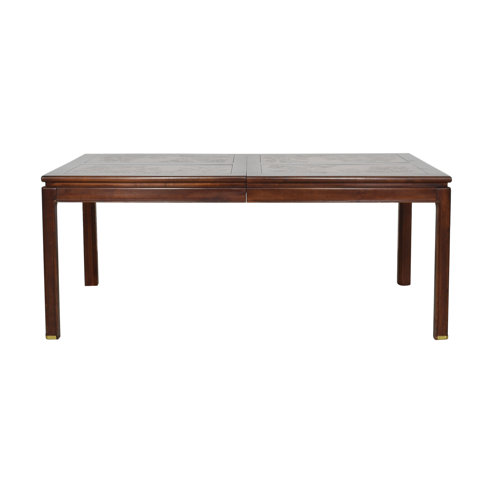 Bernhardt Extendable Dining Table / Tables