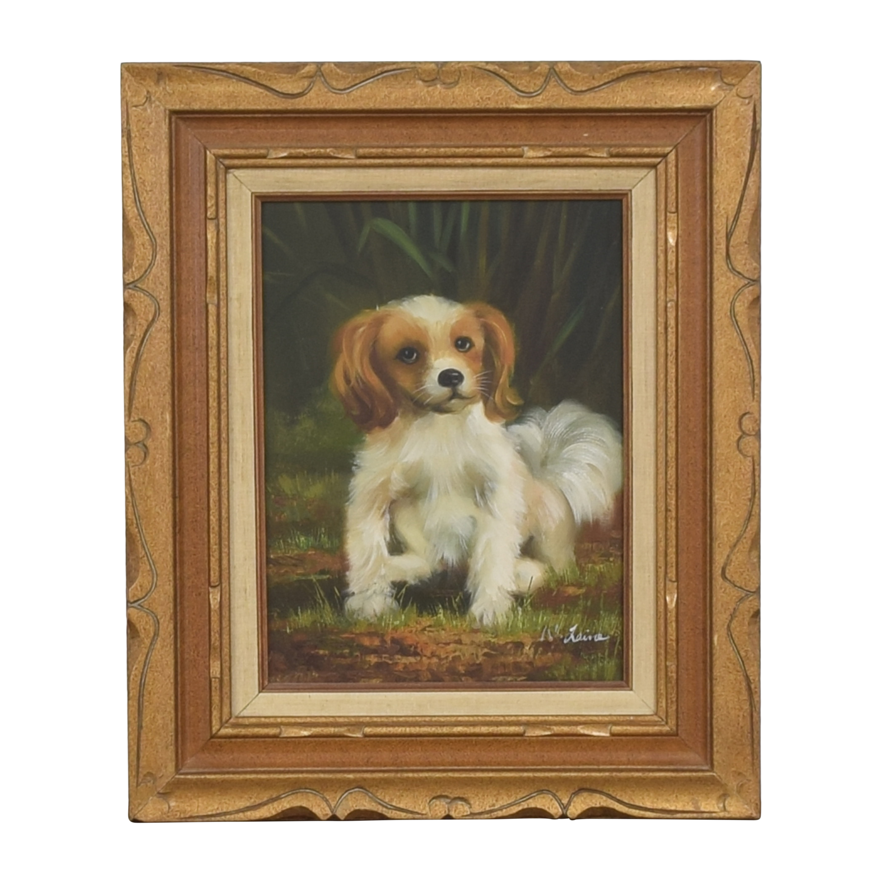 Framed Canine Wall Art coupon