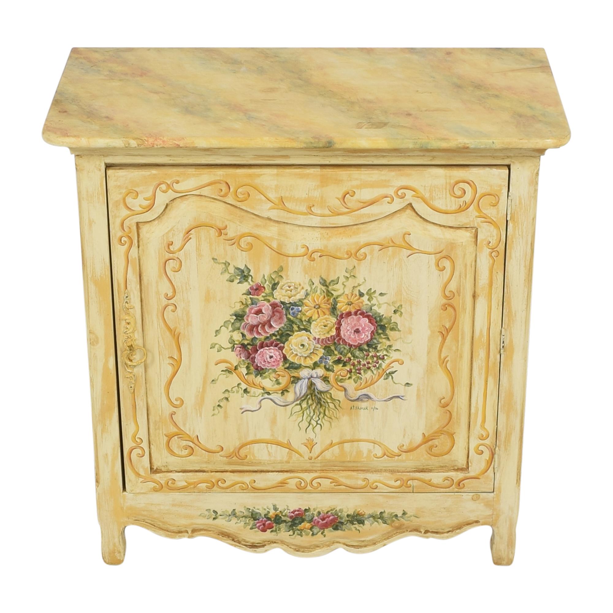 Habersham Habersham Antique-Style Side Table price