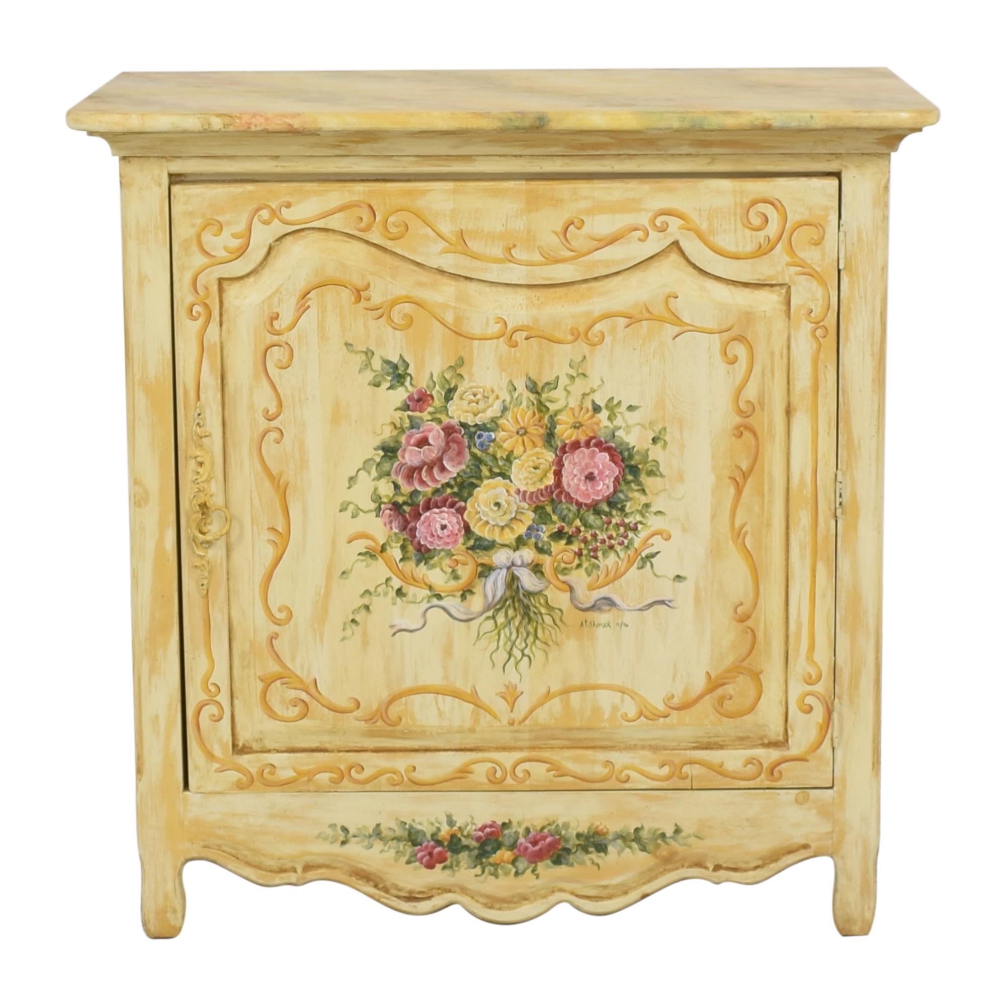 Habersham Habersham Antique-Style Side Table nyc
