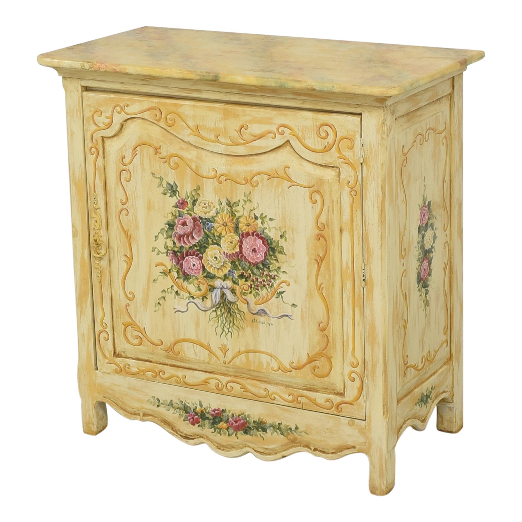 buy Habersham Antique-Style Side Table Habersham
