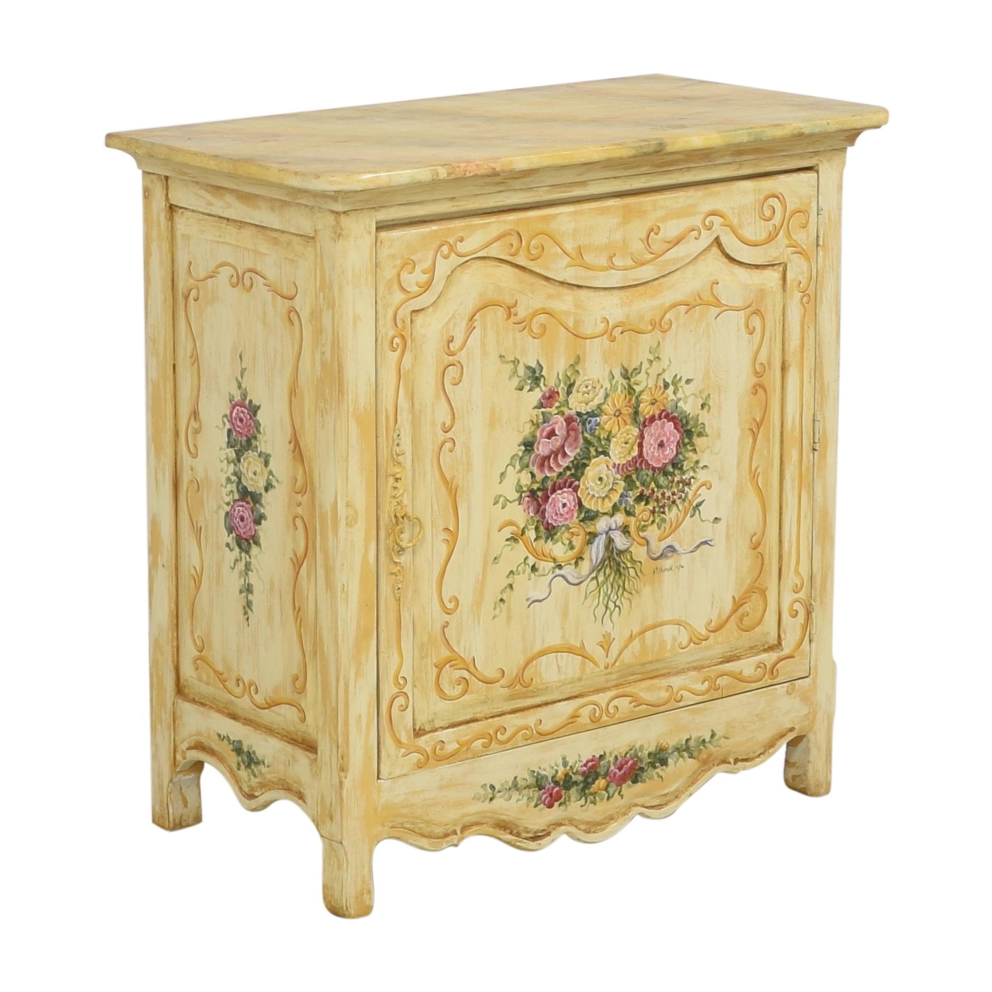 Habersham Habersham Antique-Style Side Table on sale
