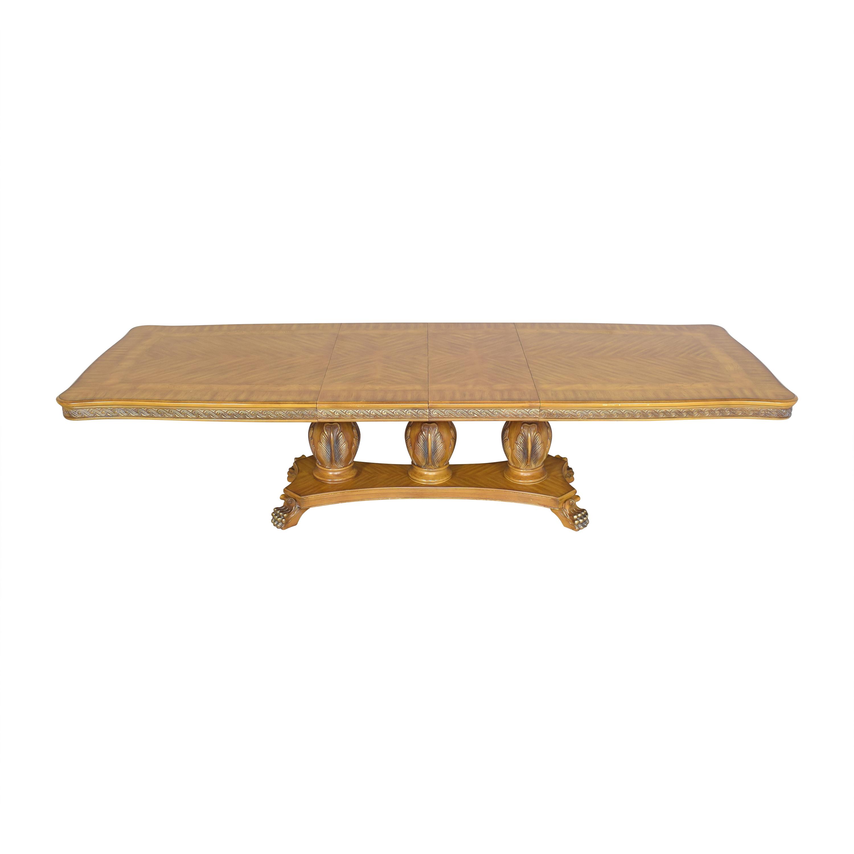 Huffman Koos Huffman Koos Extendable Dining Table discount