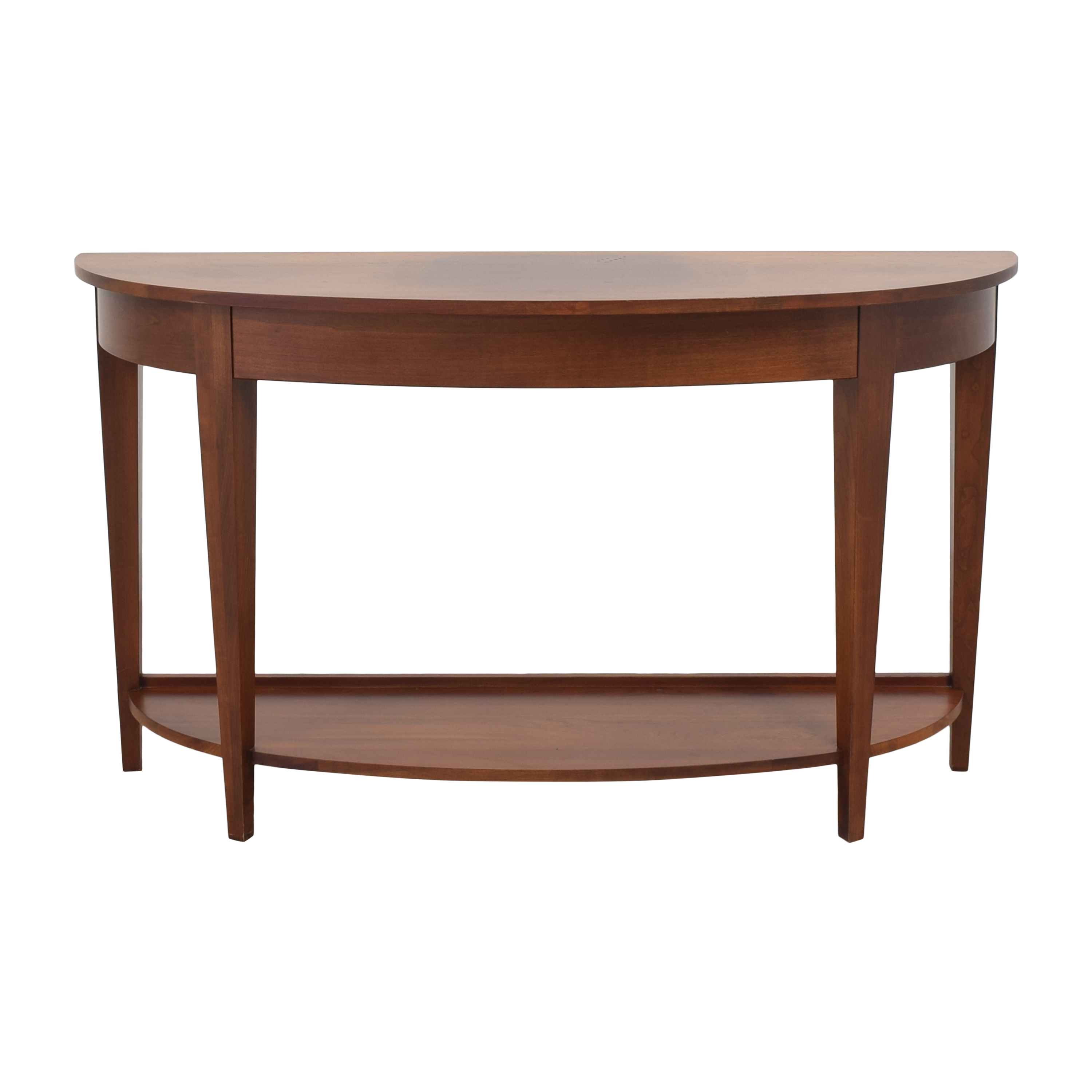 Ethan Allen Ethan Allen American Impressions Demilune Sofa Table second hand