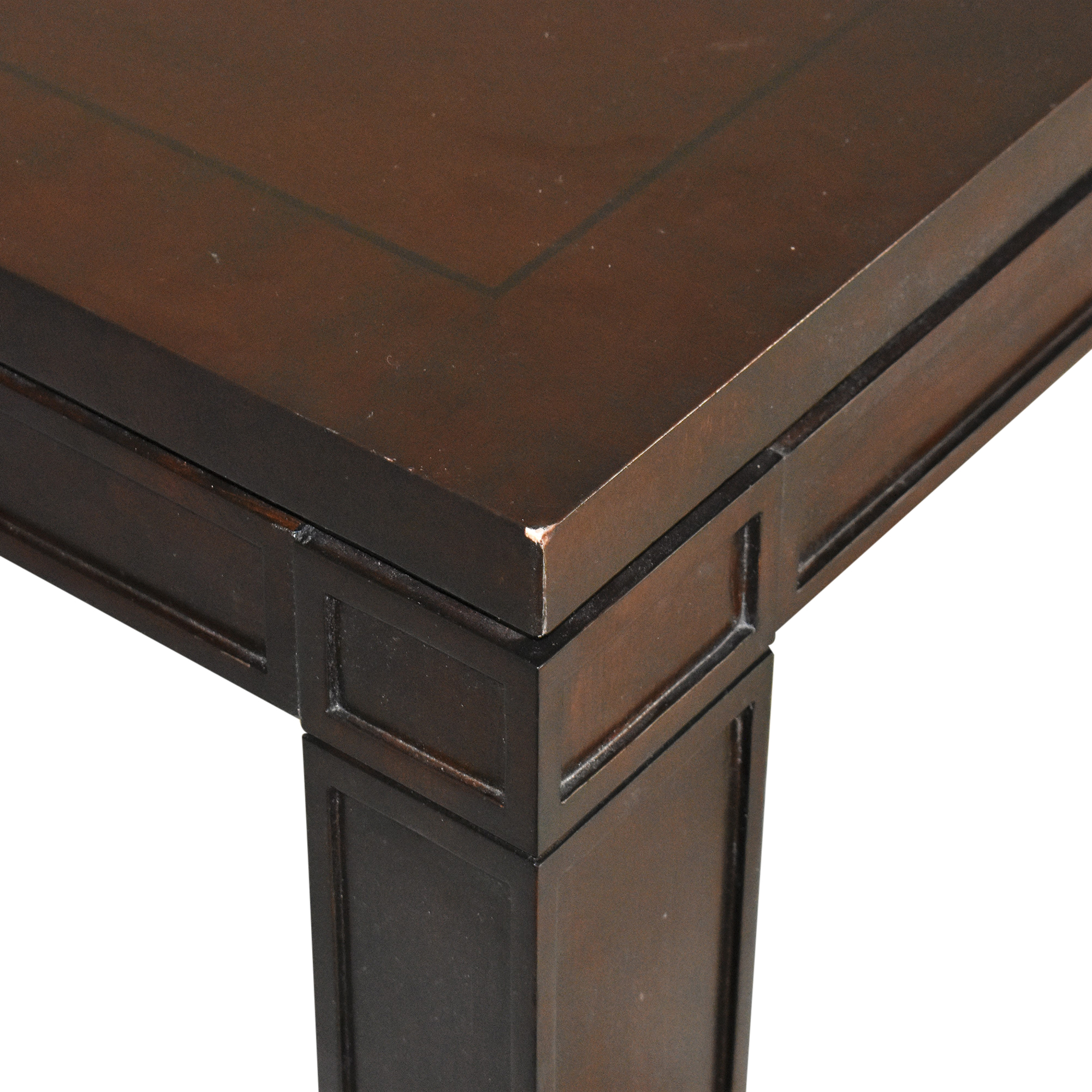 buy Vanguard Furniture Extendable Dining Table Vanguard Furniture Tables