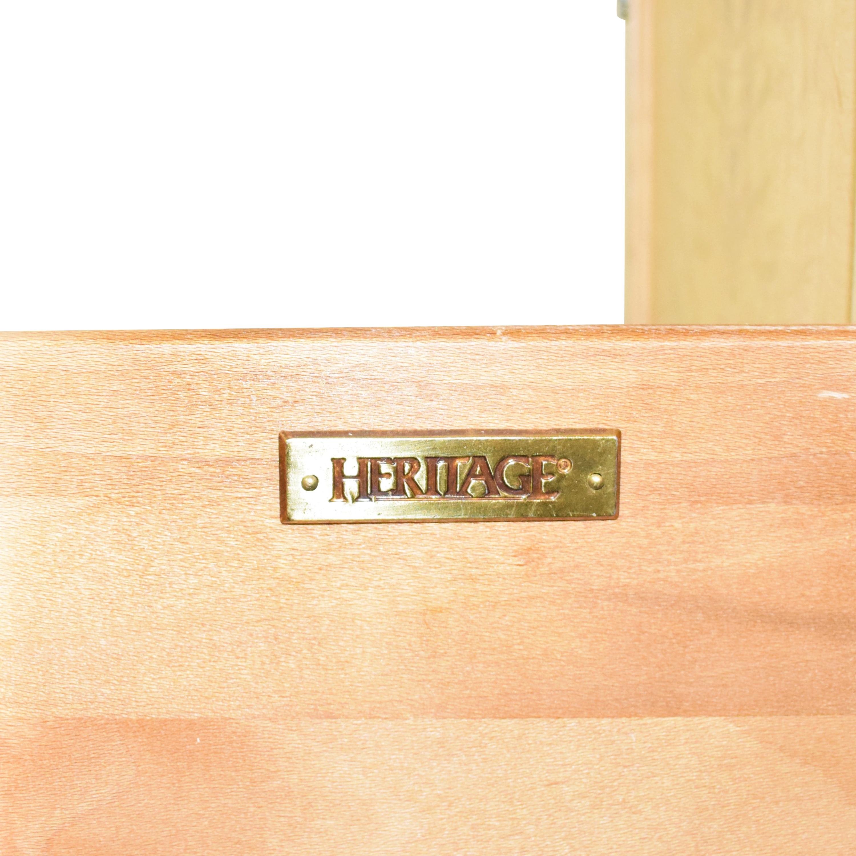 shop Drexel Heritage Corinthian Buffet Sideboard Drexel Heritage Storage