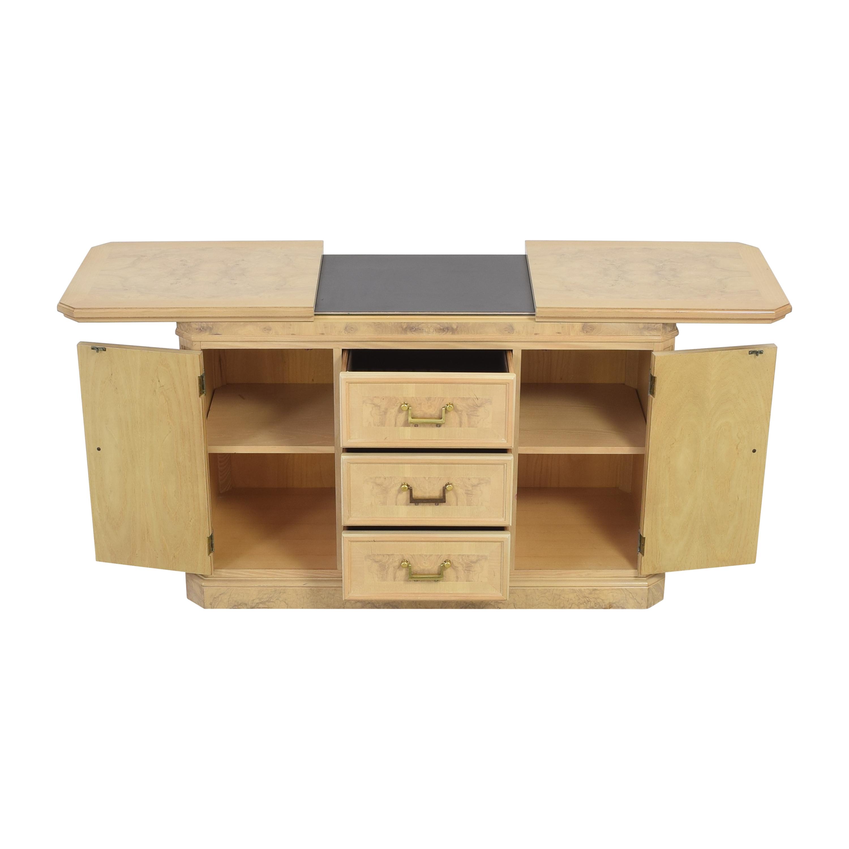 shop Drexel Heritage Corinthian Buffet Sideboard Drexel Heritage Cabinets & Sideboards