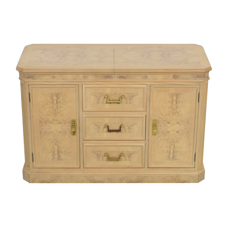 Drexel Heritage Corinthian Buffet Sideboard / Cabinets & Sideboards