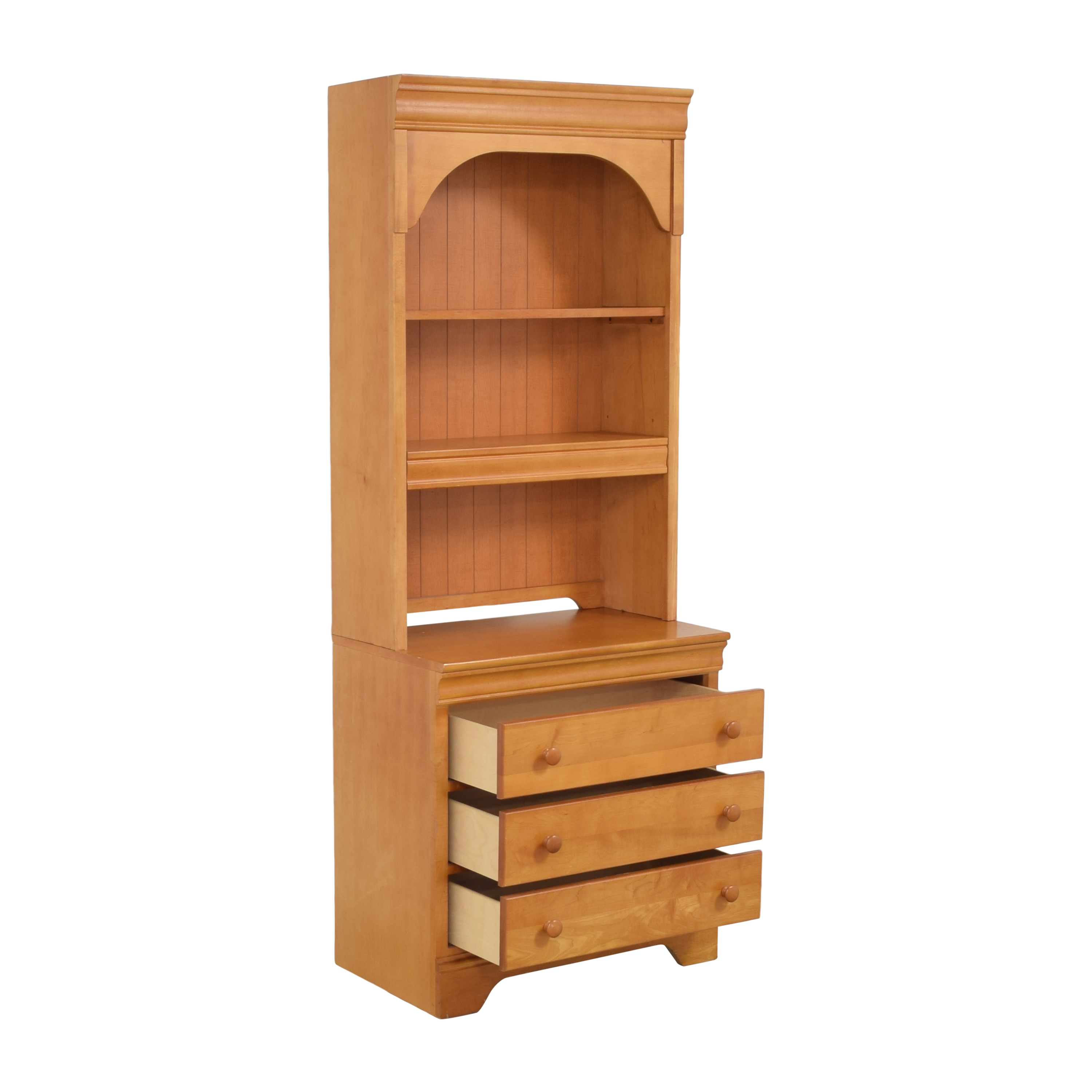 buy Stanley Young America Dresser with Hutch Stanley Furniture Dressers