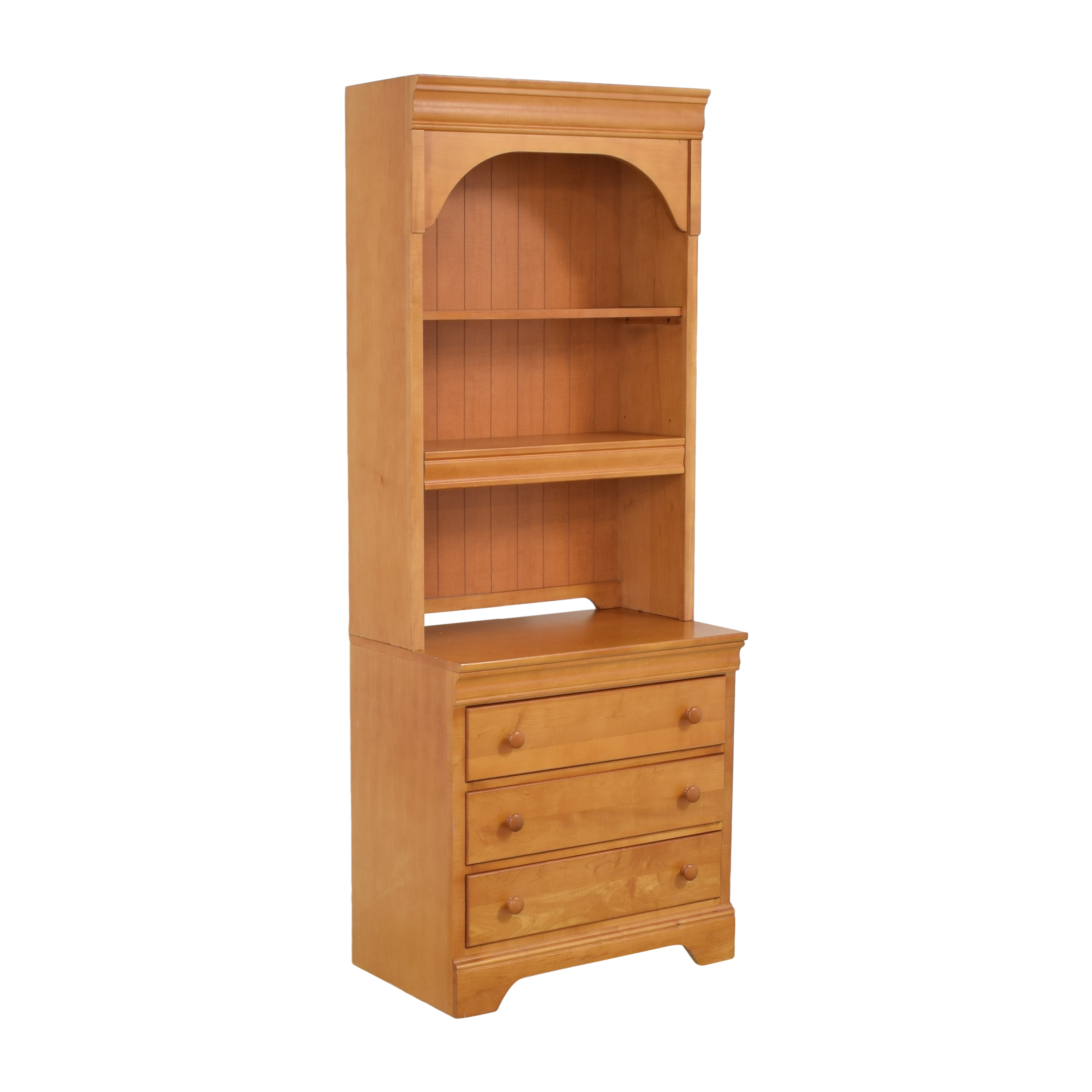 shop Stanley Young America Dresser with Hutch Stanley Furniture Dressers