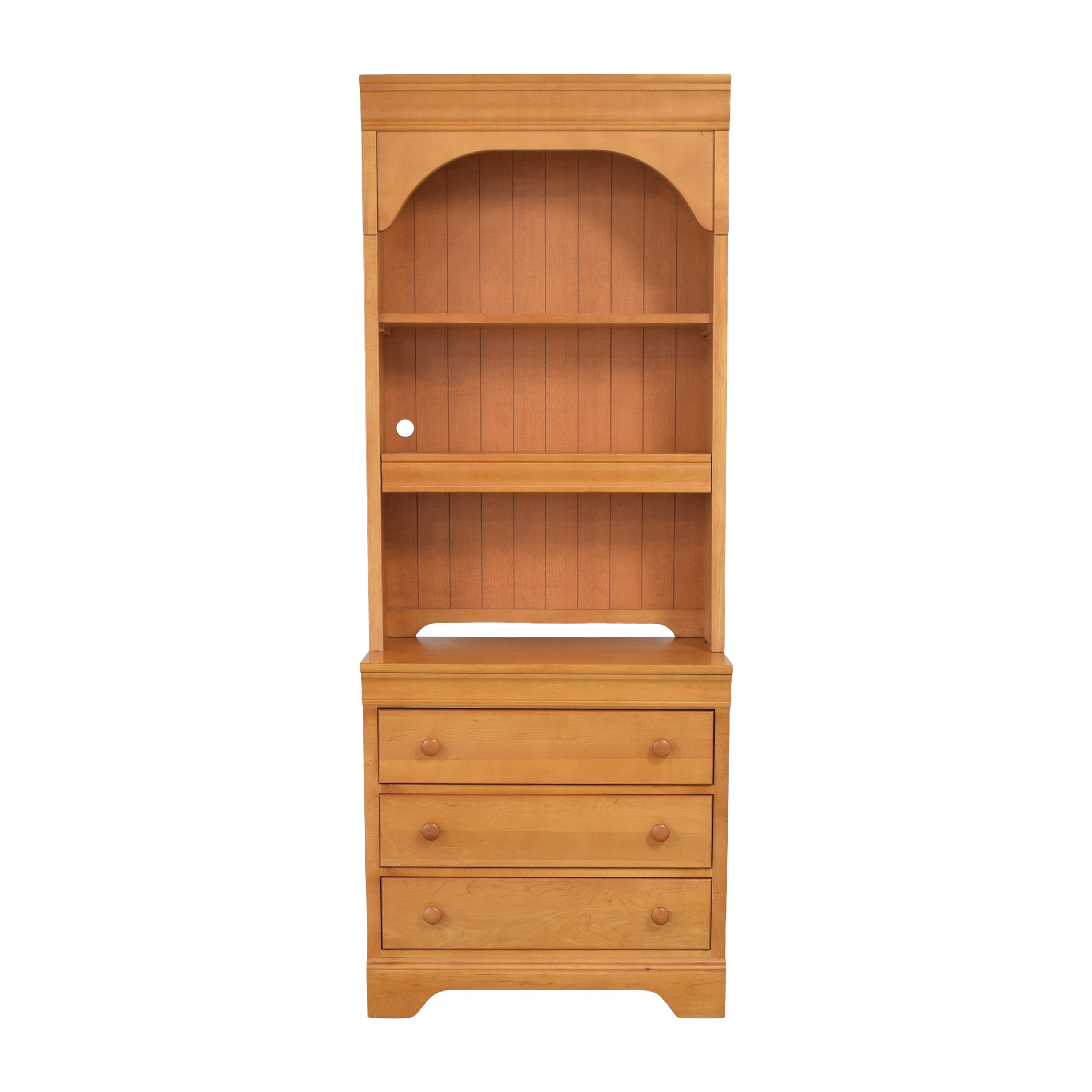 Stanley Young America Dresser with Hutch / Storage
