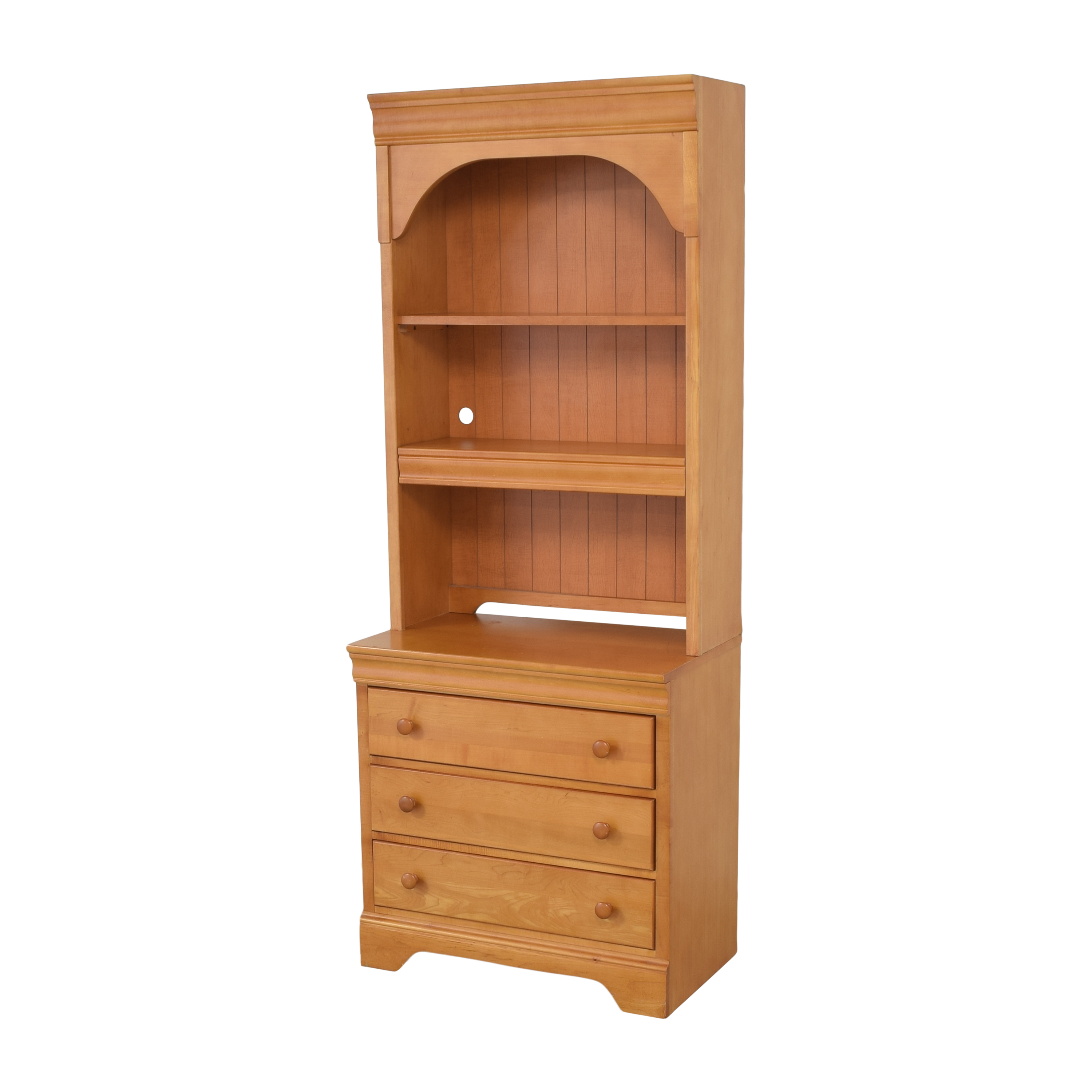 Stanley Furniture Stanley Young America Dresser with Hutch