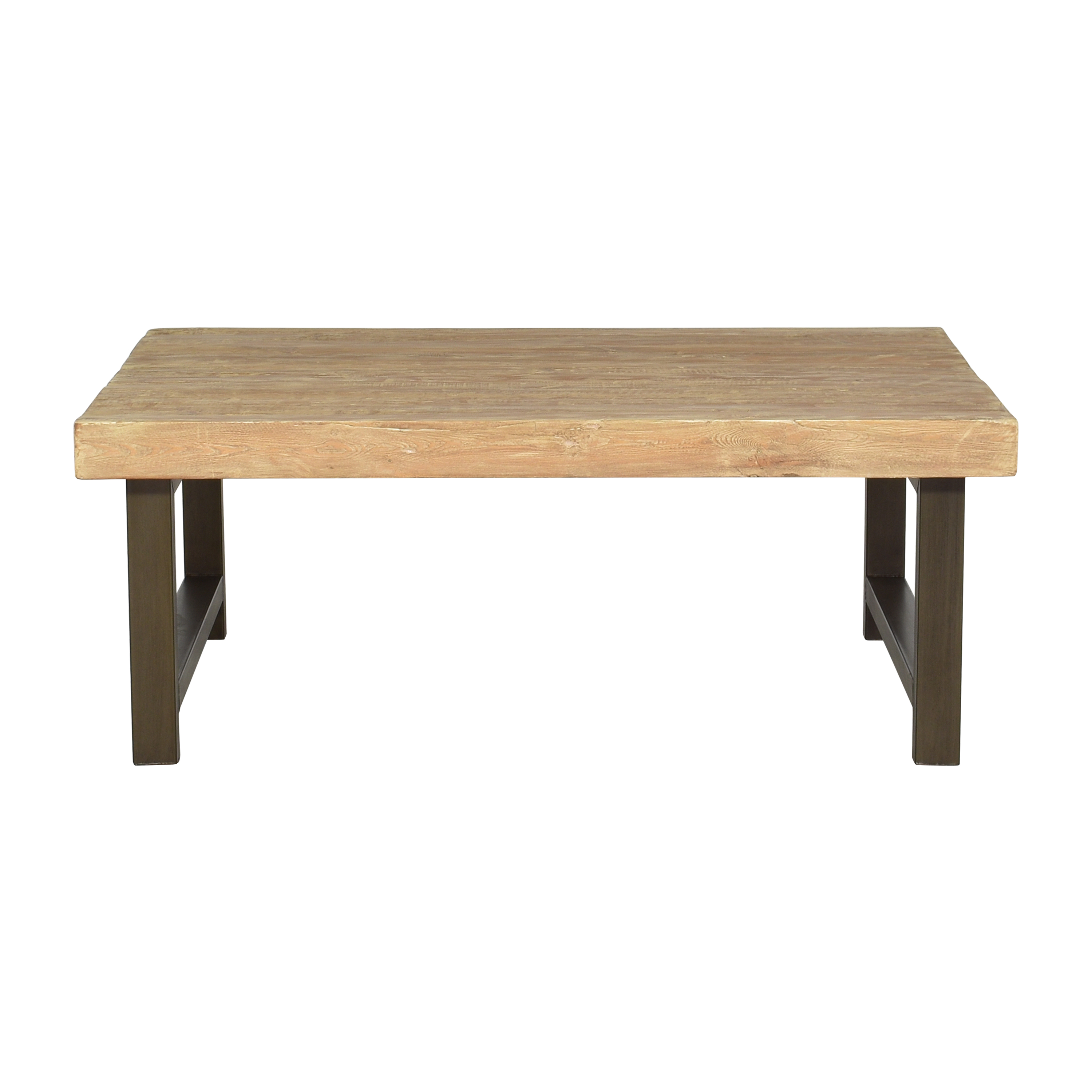 shop Pottery Barn Griffin Coffee Table Pottery Barn Tables