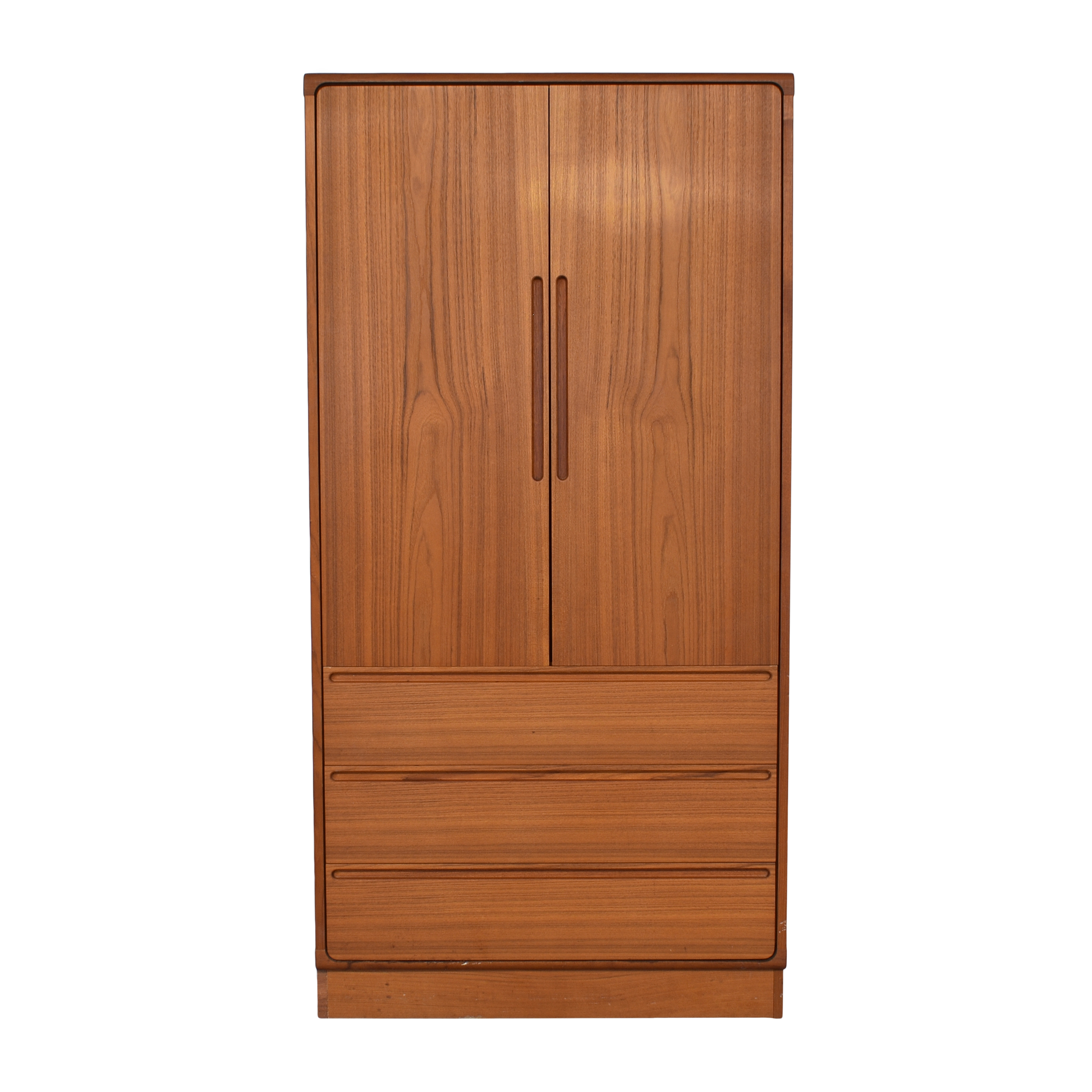 Scandinavian Designs Scandinavian Designs Three Drawer Armoire on sale