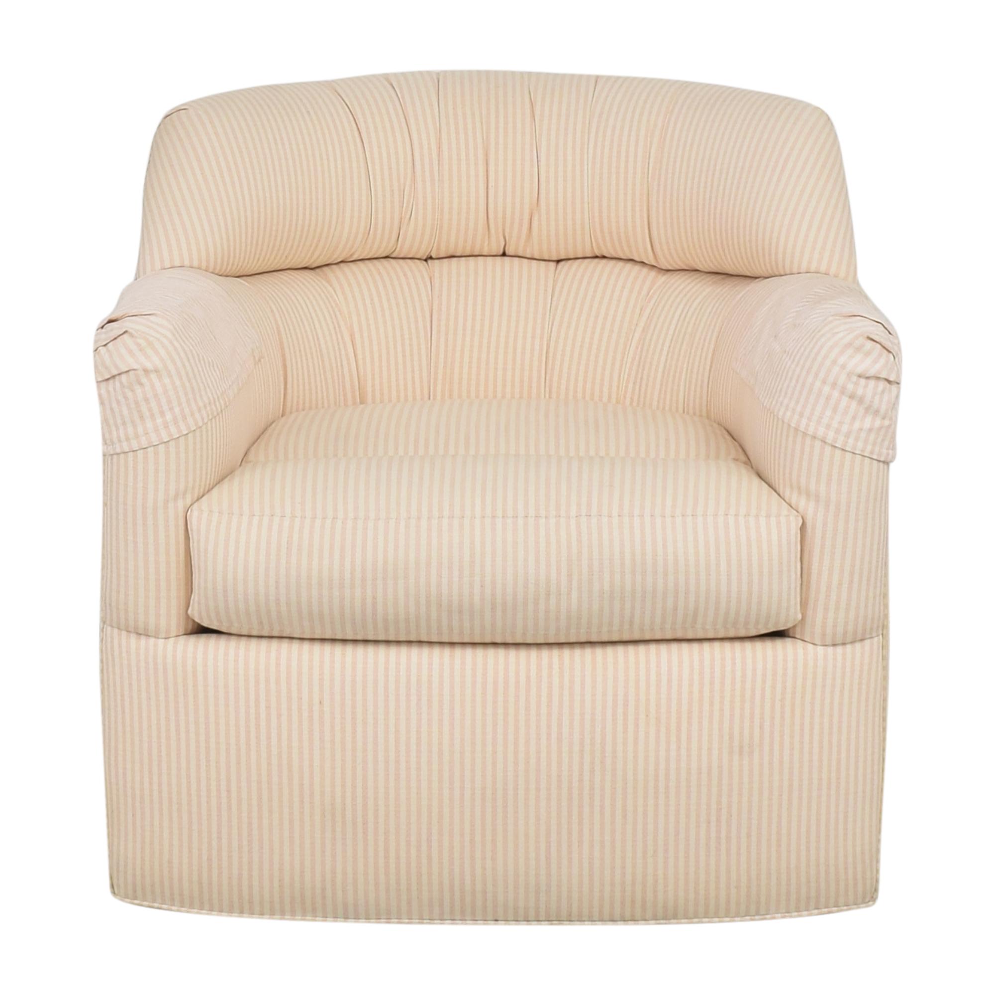 Sherrill Furniture Sherrill Furniture Swivel Armchair nj