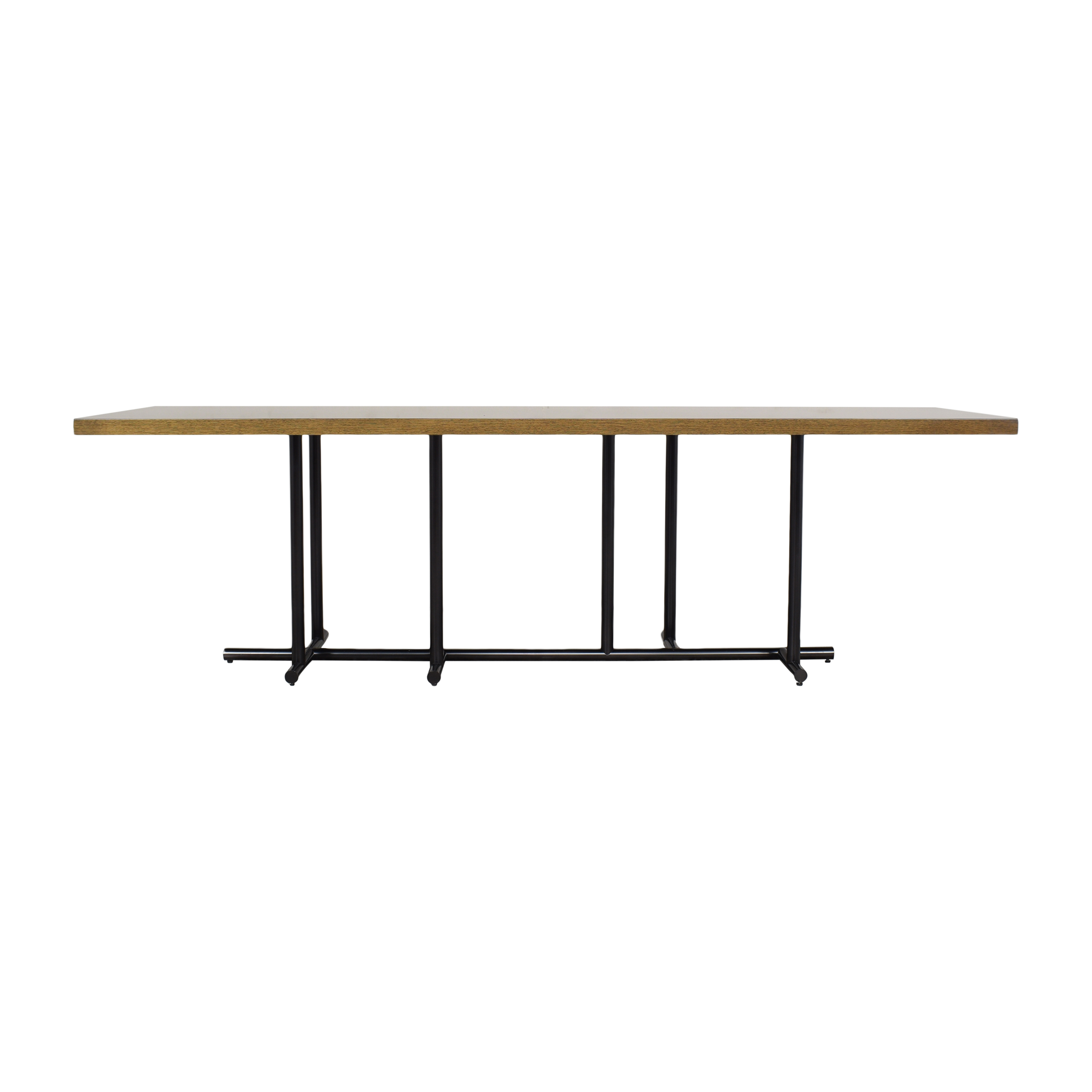 Eric Brand Eric Brand Industrial Style Utility Table nj