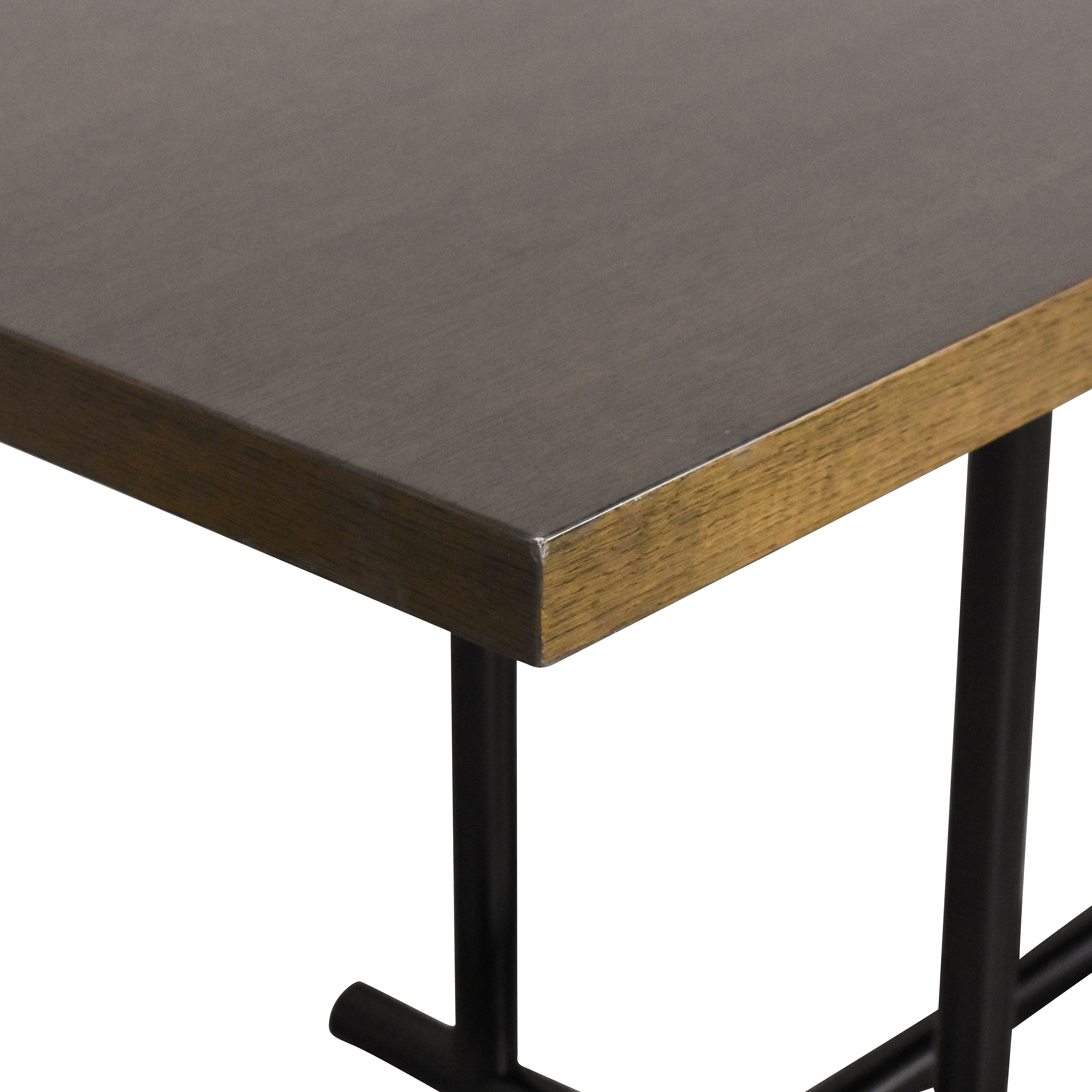 Eric Brand Eric Brand Industrial Style Utility Table dimensions