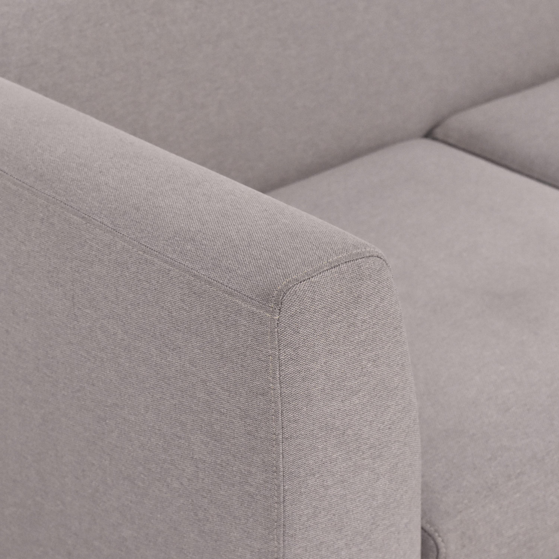 Breather Breather Modern Three Cushion Sofa ma