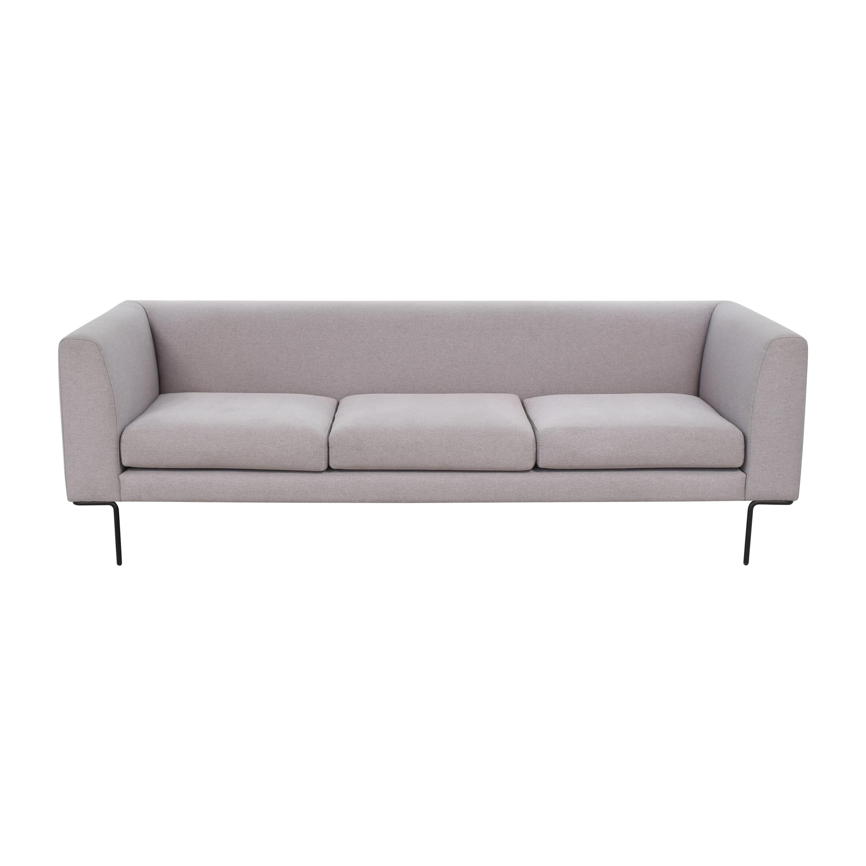 Breather Modern Three Cushion Sofa / Classic Sofas