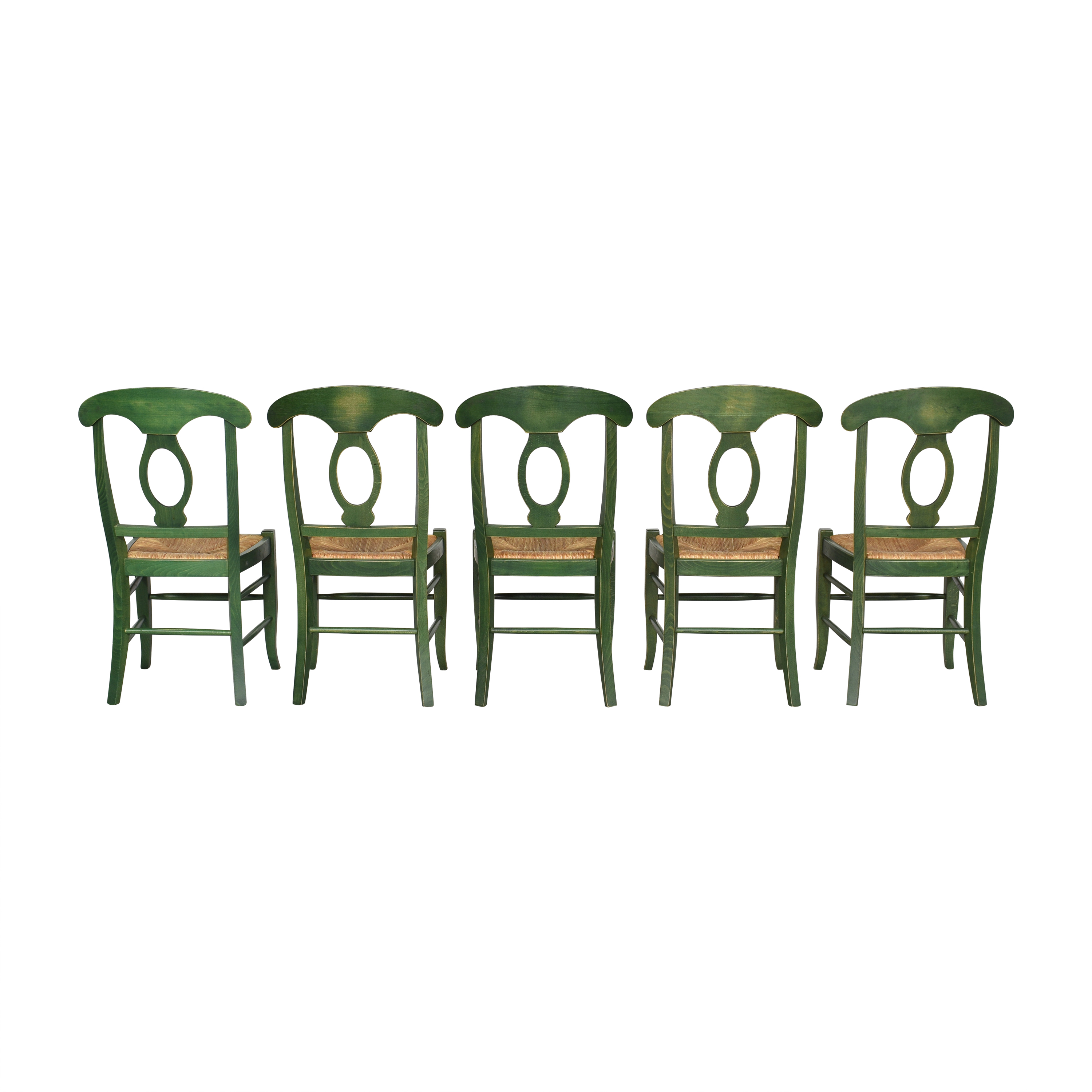 buy Pottery Barn Napoleon Dining Side Chairs Pottery Barn
