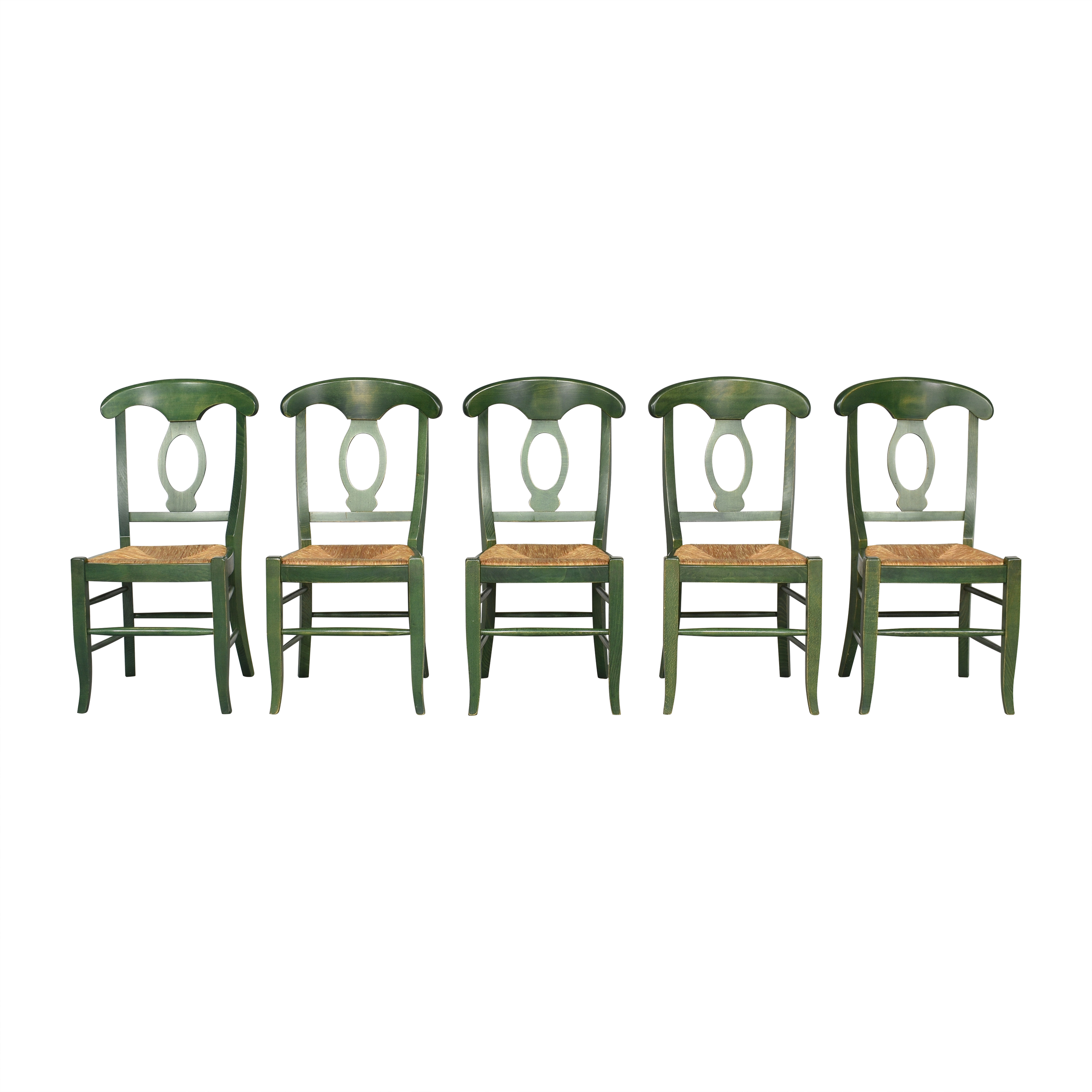 buy Pottery Barn Napoleon Dining Side Chairs Pottery Barn Chairs