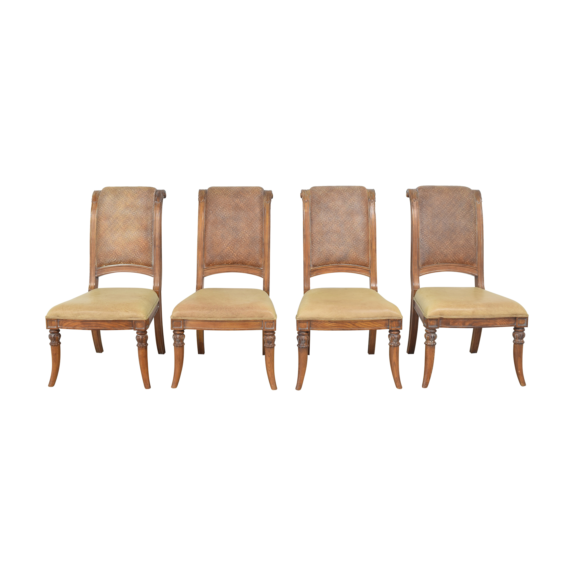 shop  Scroll Back Dining Side Chairs online