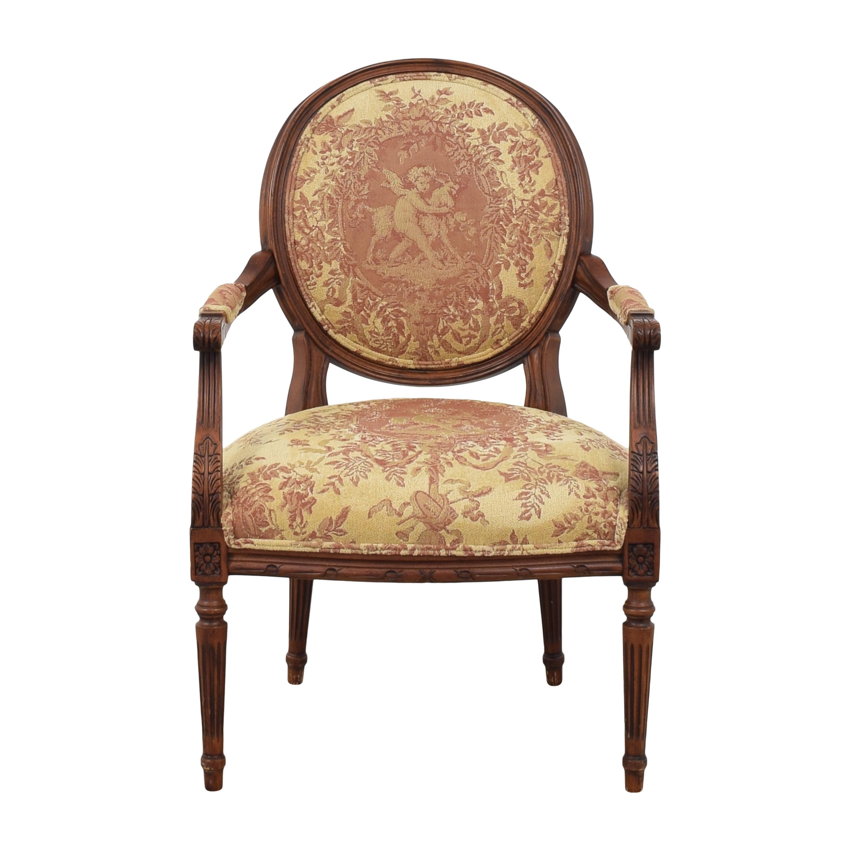 buy Ethan Allen Francesca Accent Chair Ethan Allen