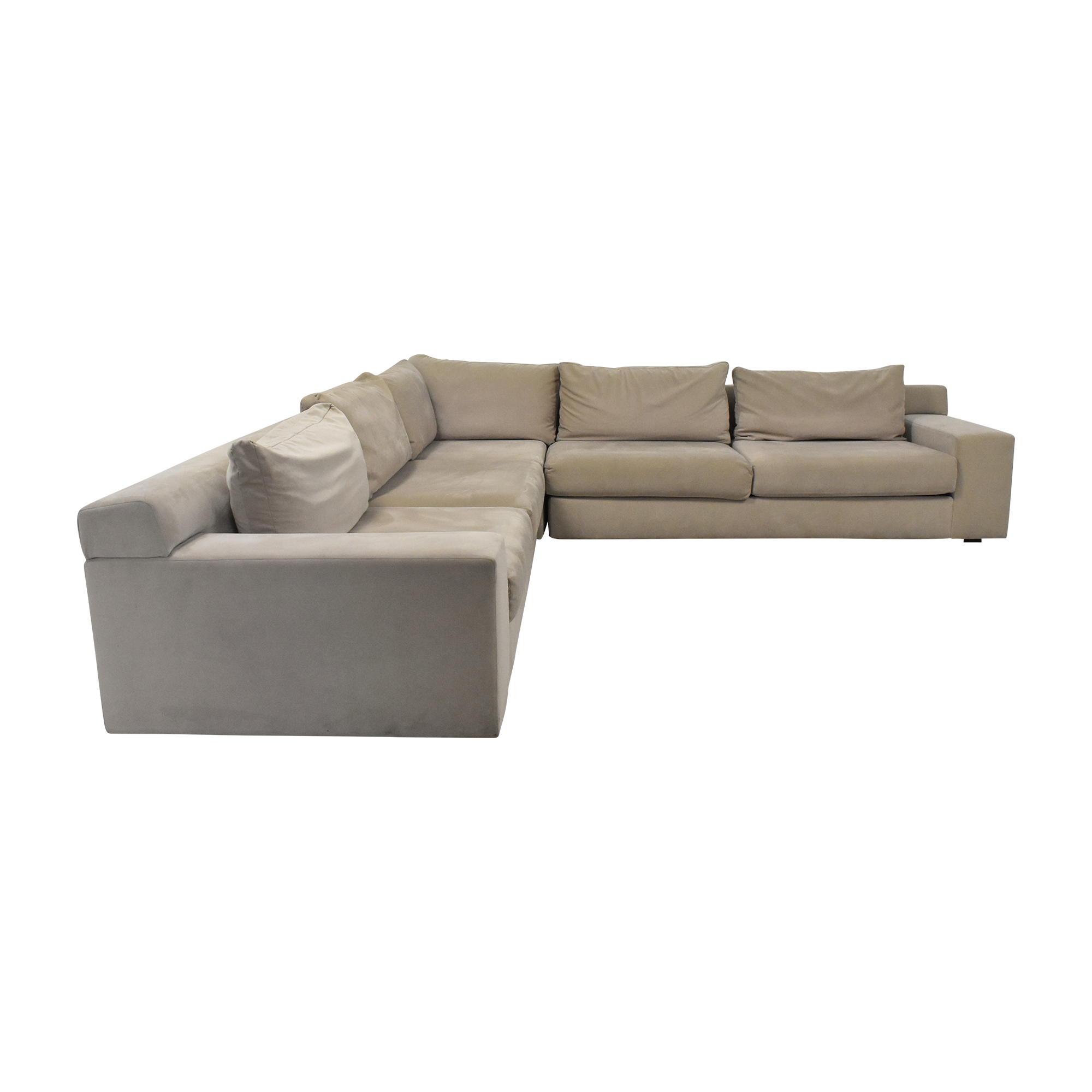 Design Within Reach Design Within Reach Simpático Corner Sectional Sofa second hand