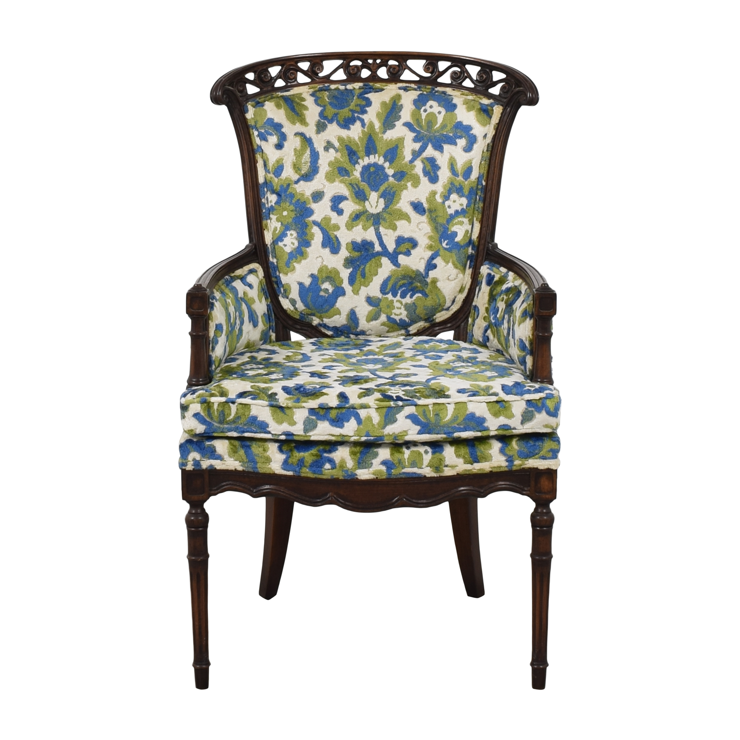 Patterned Chair / Chairs