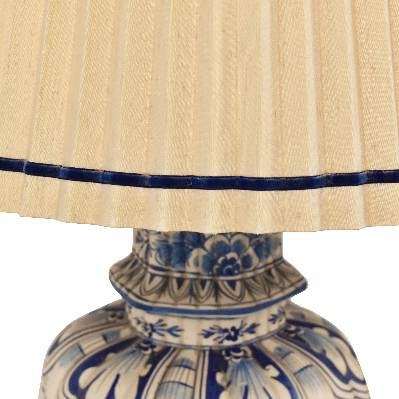 Custom Decorative Table Lamps