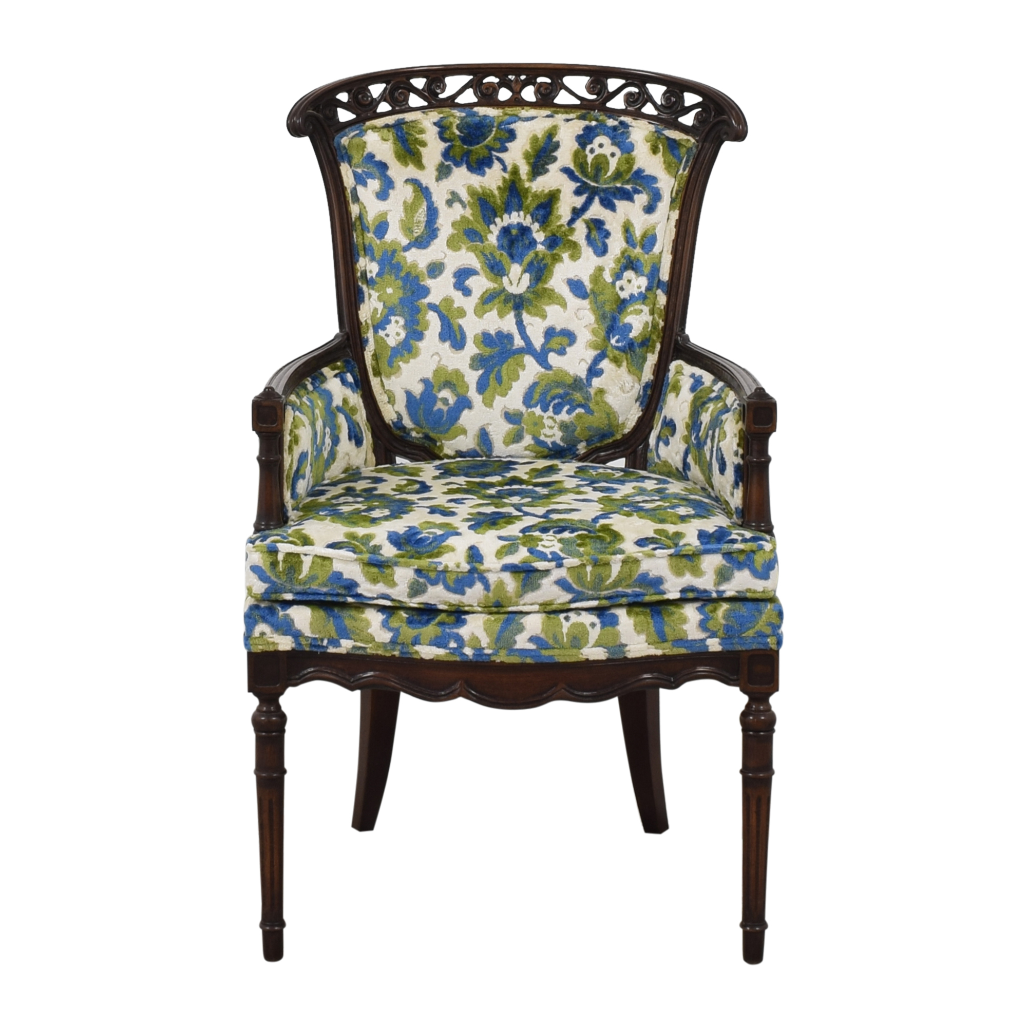 shop Patterned Chair  Accent Chairs