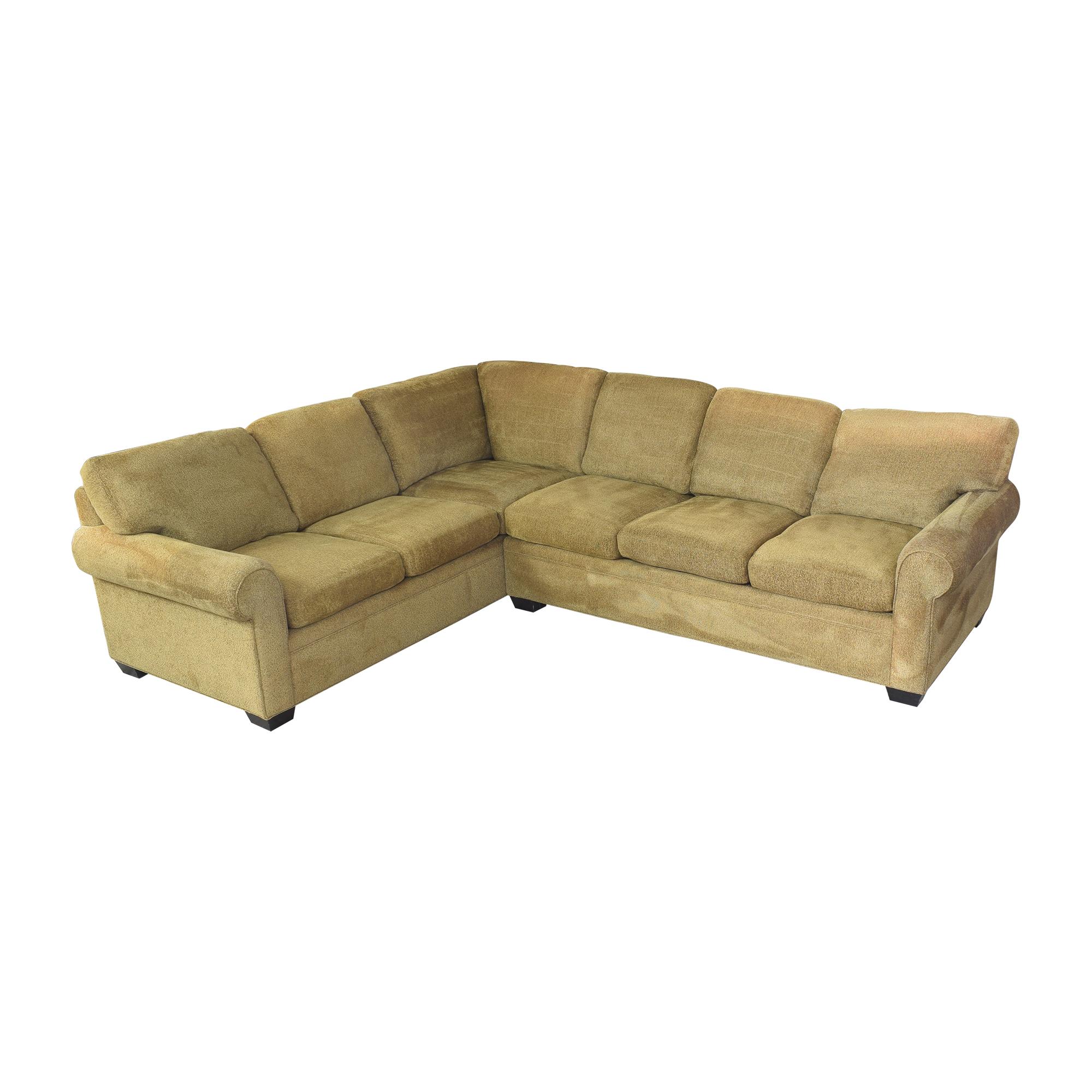 Drexel Heritage Drexel Heritage Corner Sectional Sofa price