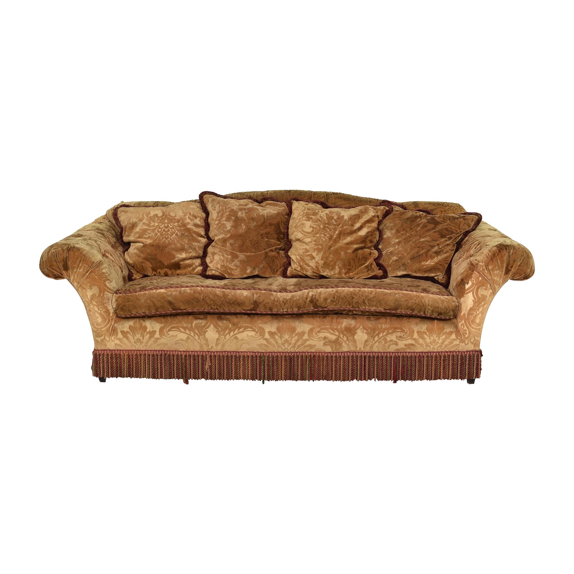 buy Stoneleigh Ltd Fringe Sofa Stoneleigh Ltd Sofas