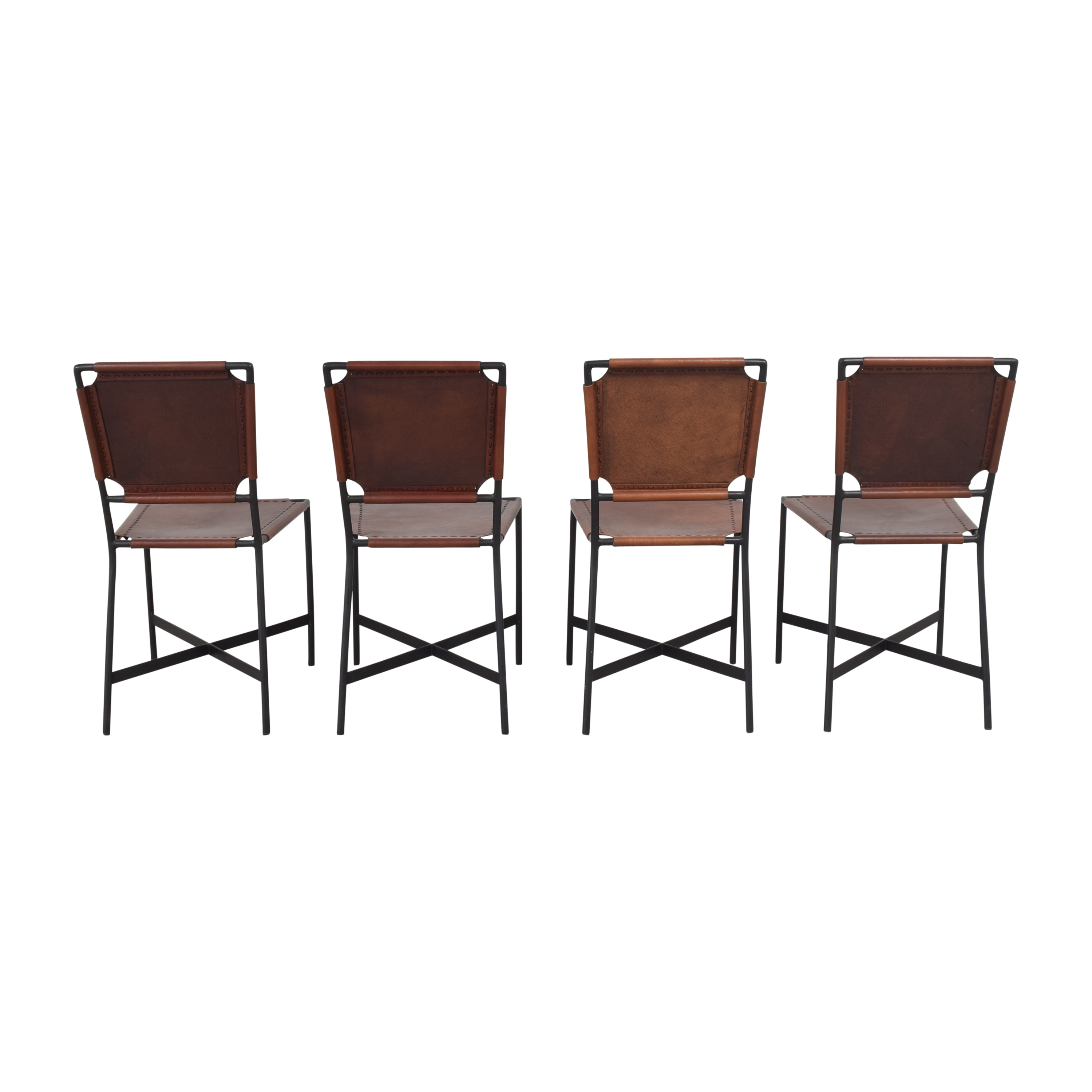 Crate & Barrel Crate & Barrel Laredo Dining Chairs nyc