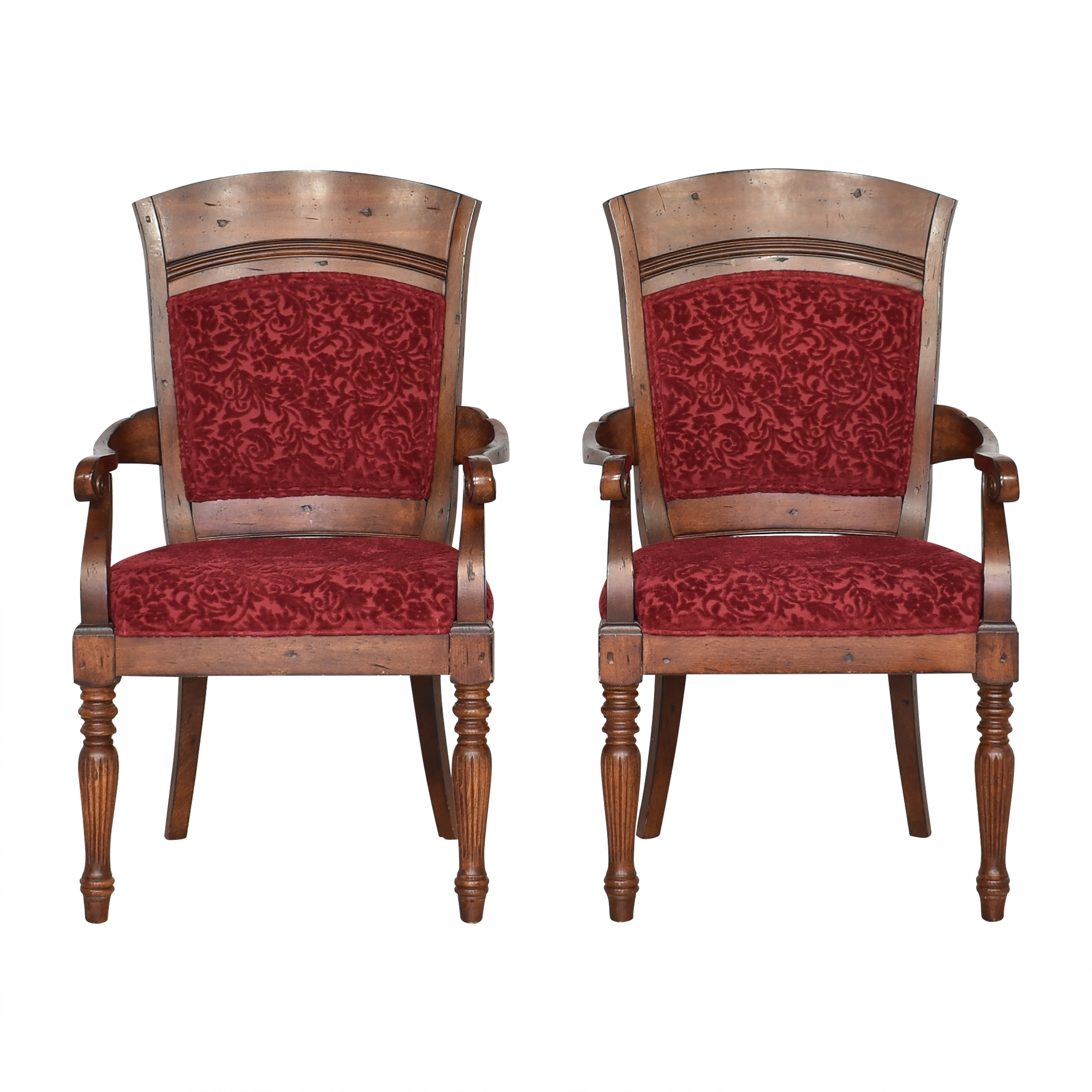 Harden Harden Dining Arm Chairs nyc