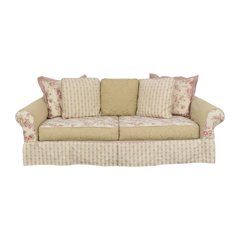 Slipcovered Sofa ct