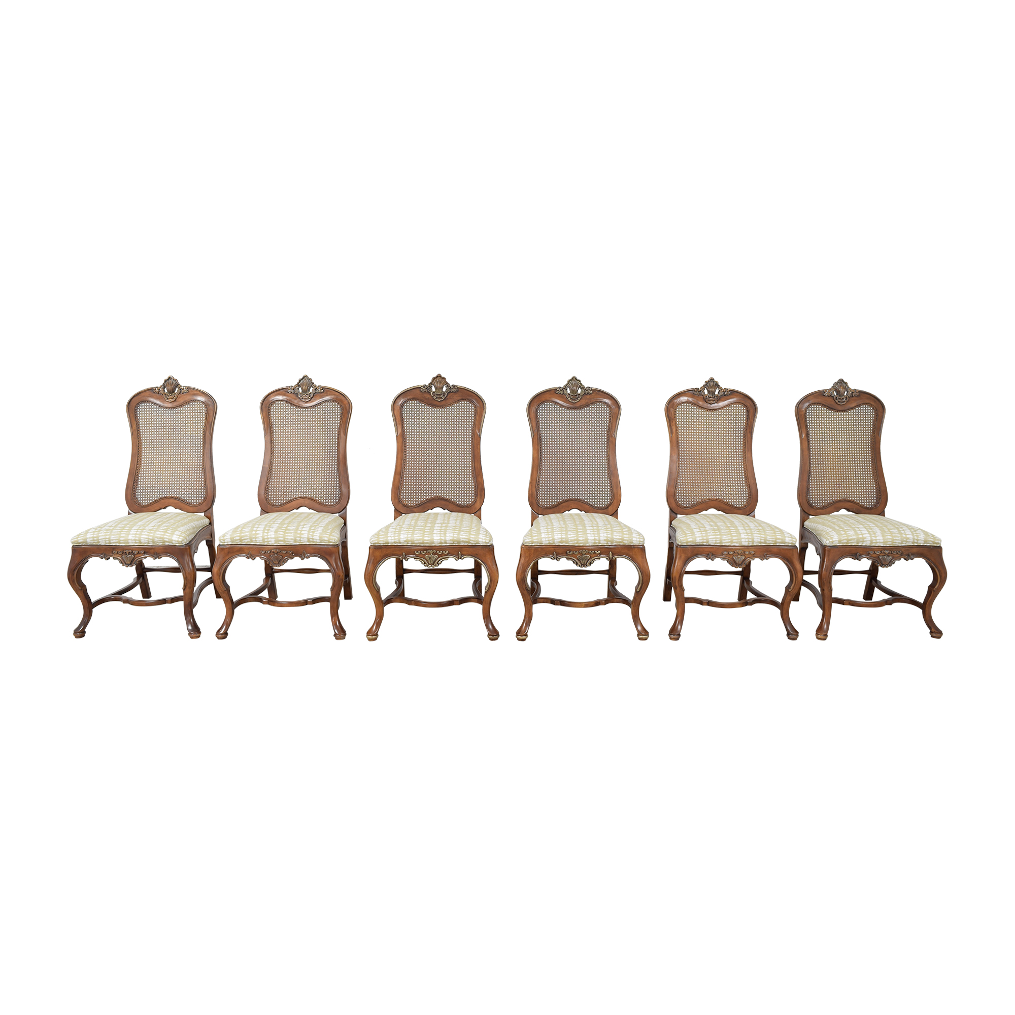 shop Drexel Heritage Hampshire Dining Side Chairs  Drexel Heritage