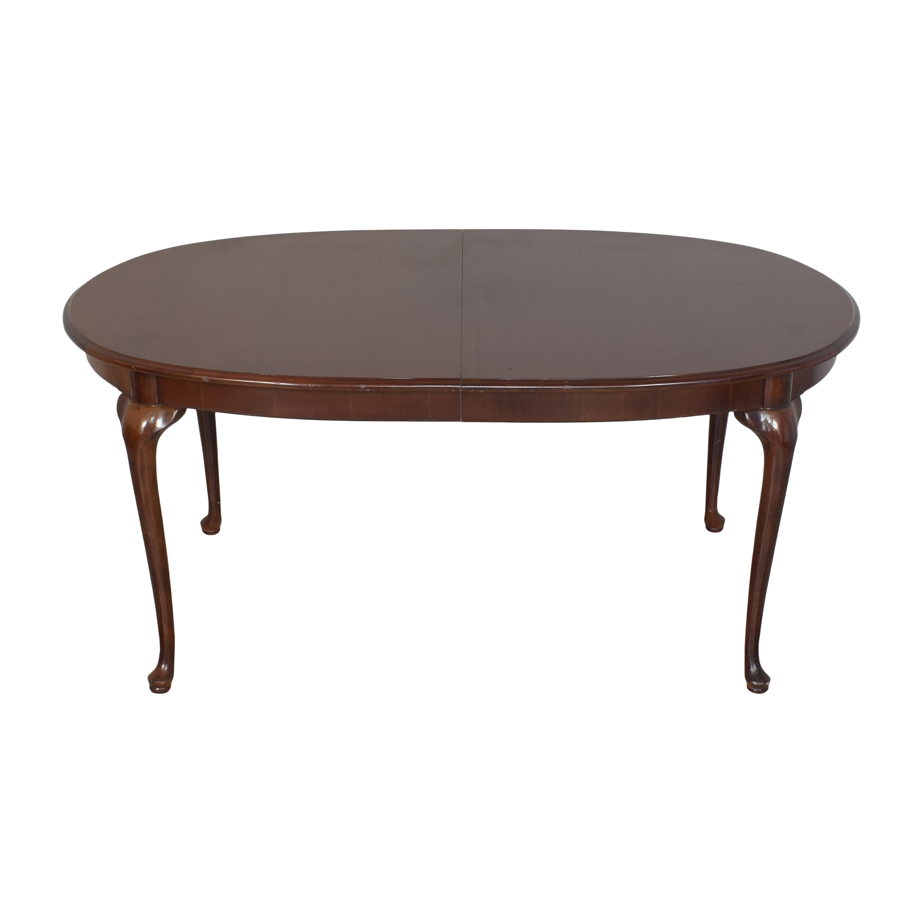 Thomasville Thomasville Oval Extendable Dining Table used